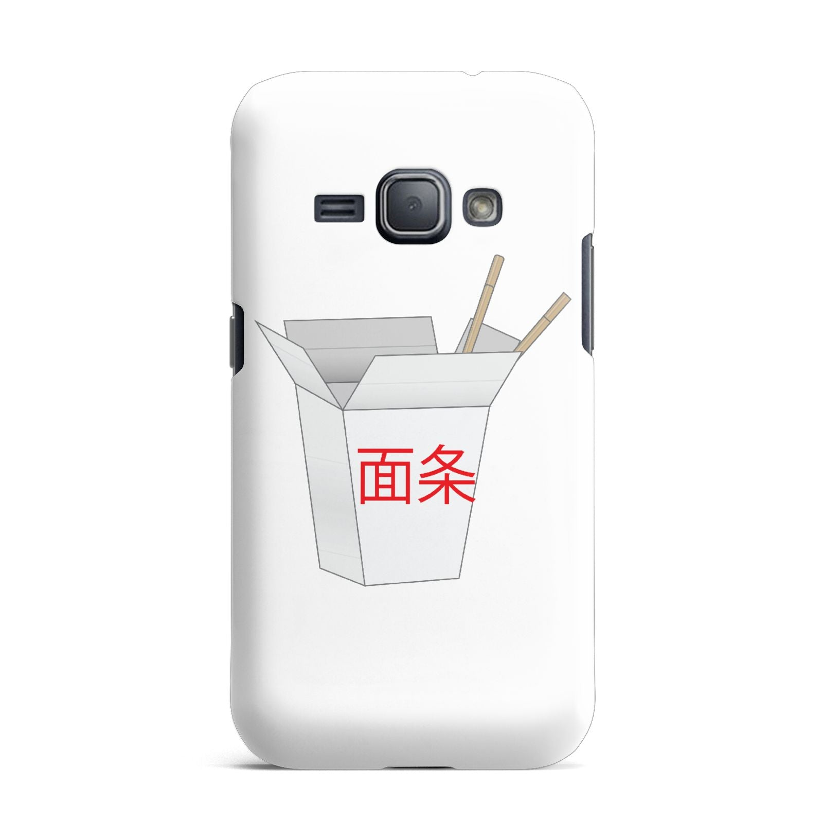 Chinese Takeaway Box Samsung Galaxy J1 2016 Case