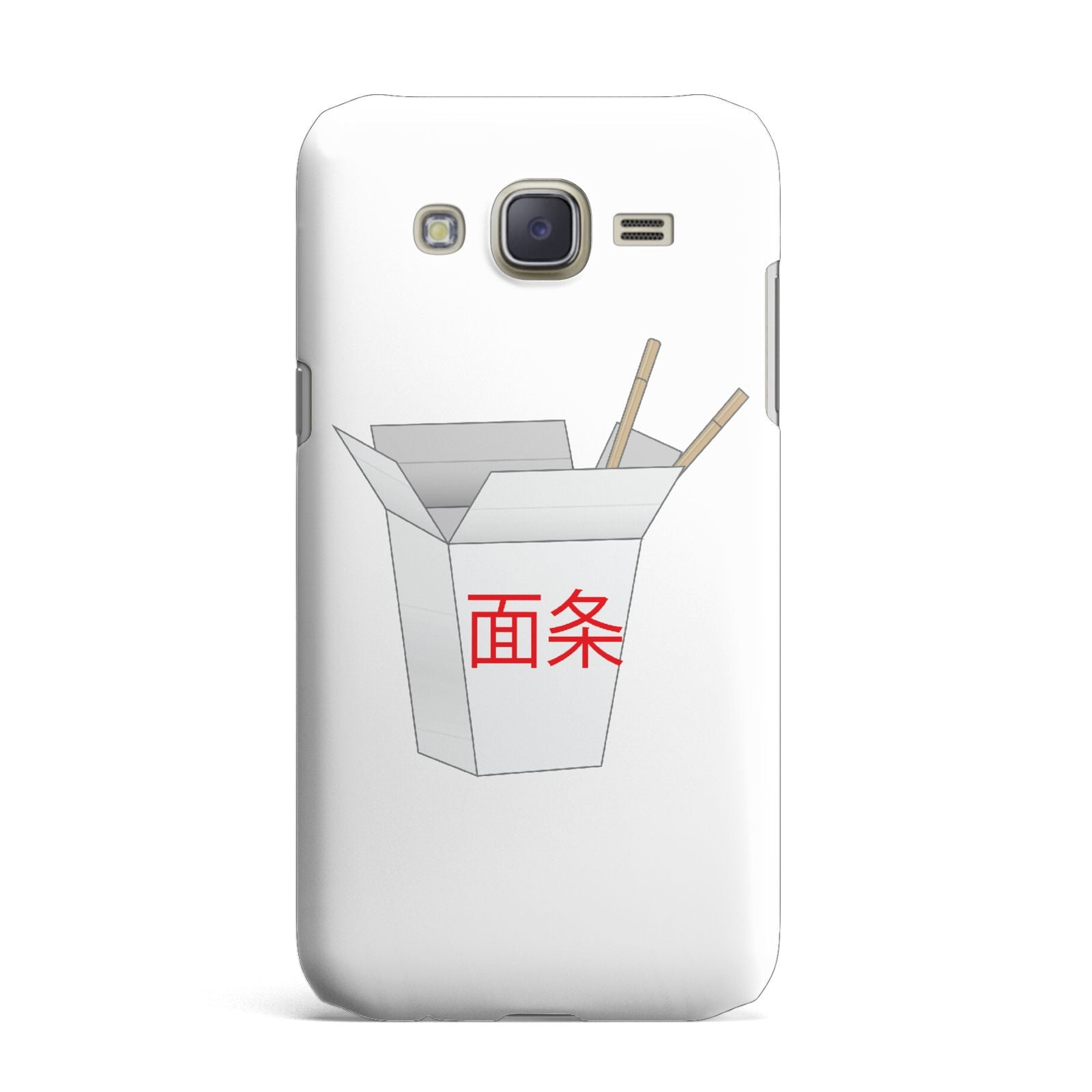 Chinese Takeaway Box Samsung Galaxy J7 Case
