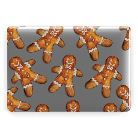 Christmas Gingerbread Man Macbook Case