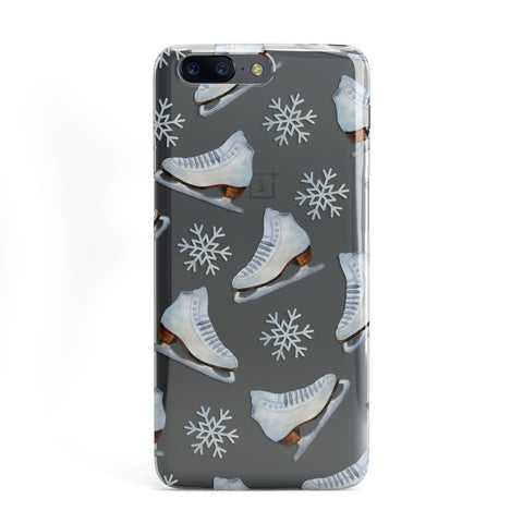 Christmas Ice Skates OnePlus Case