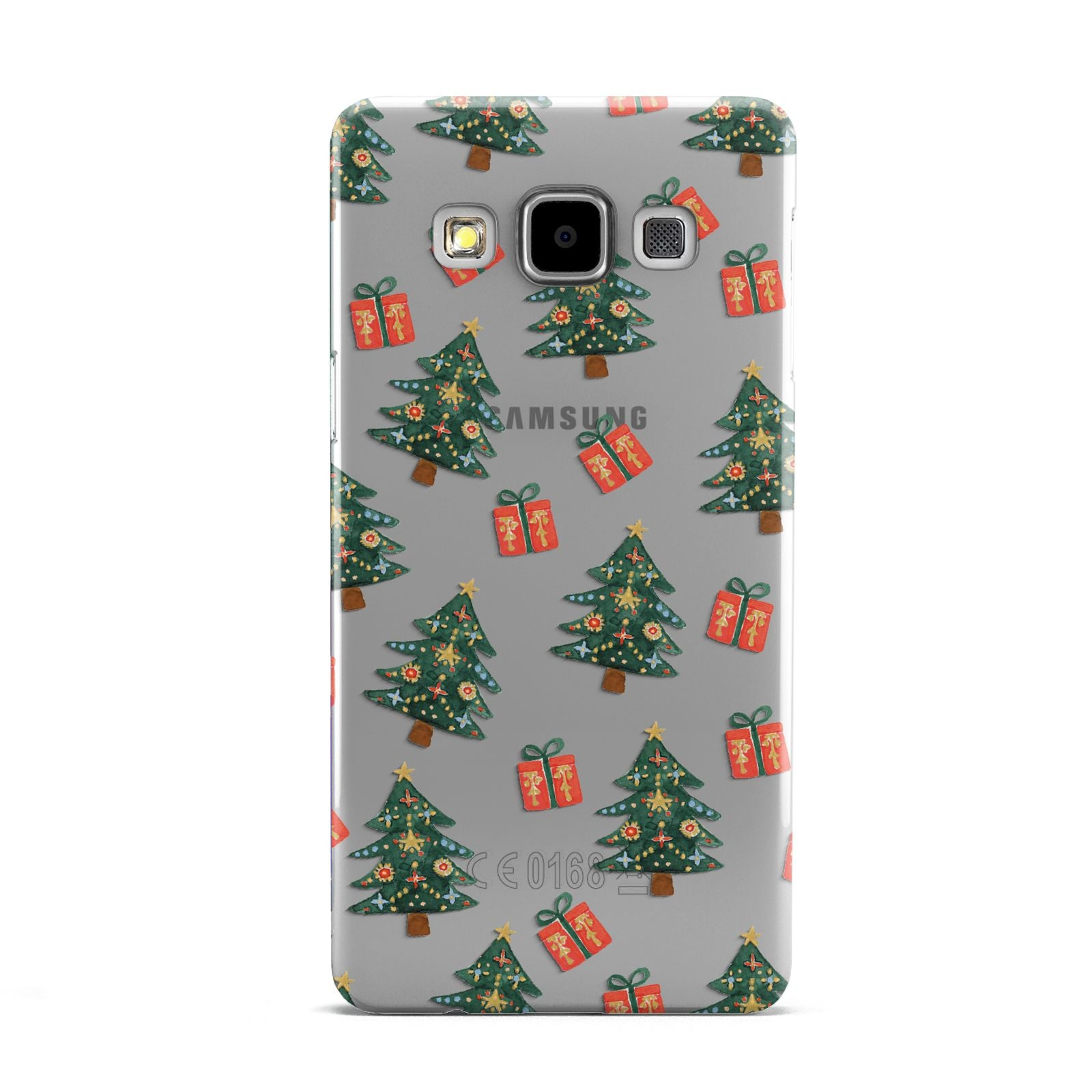 Christmas tree and presents Samsung Galaxy A5 Case
