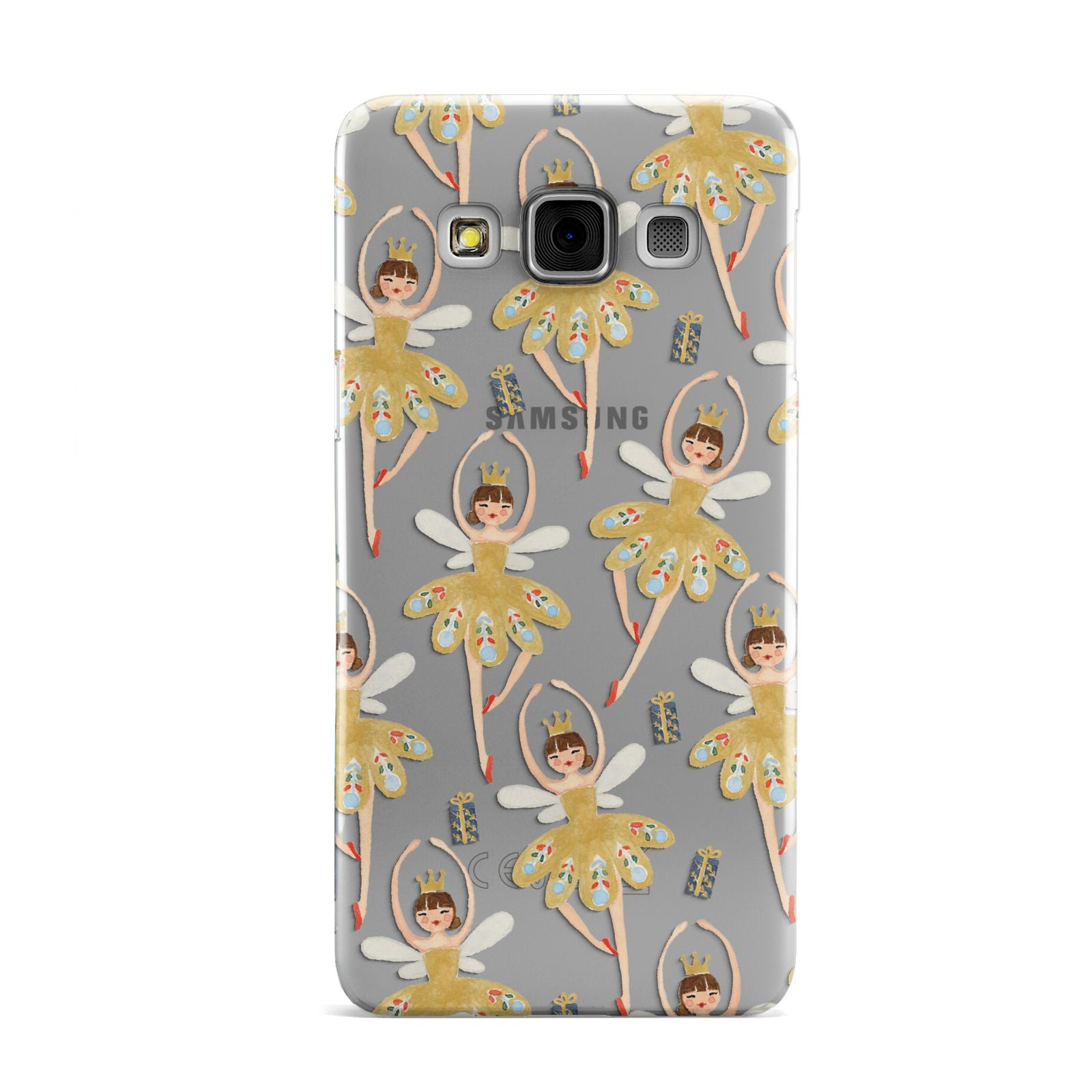 Dancing ballerina princess Samsung Galaxy A3 Case