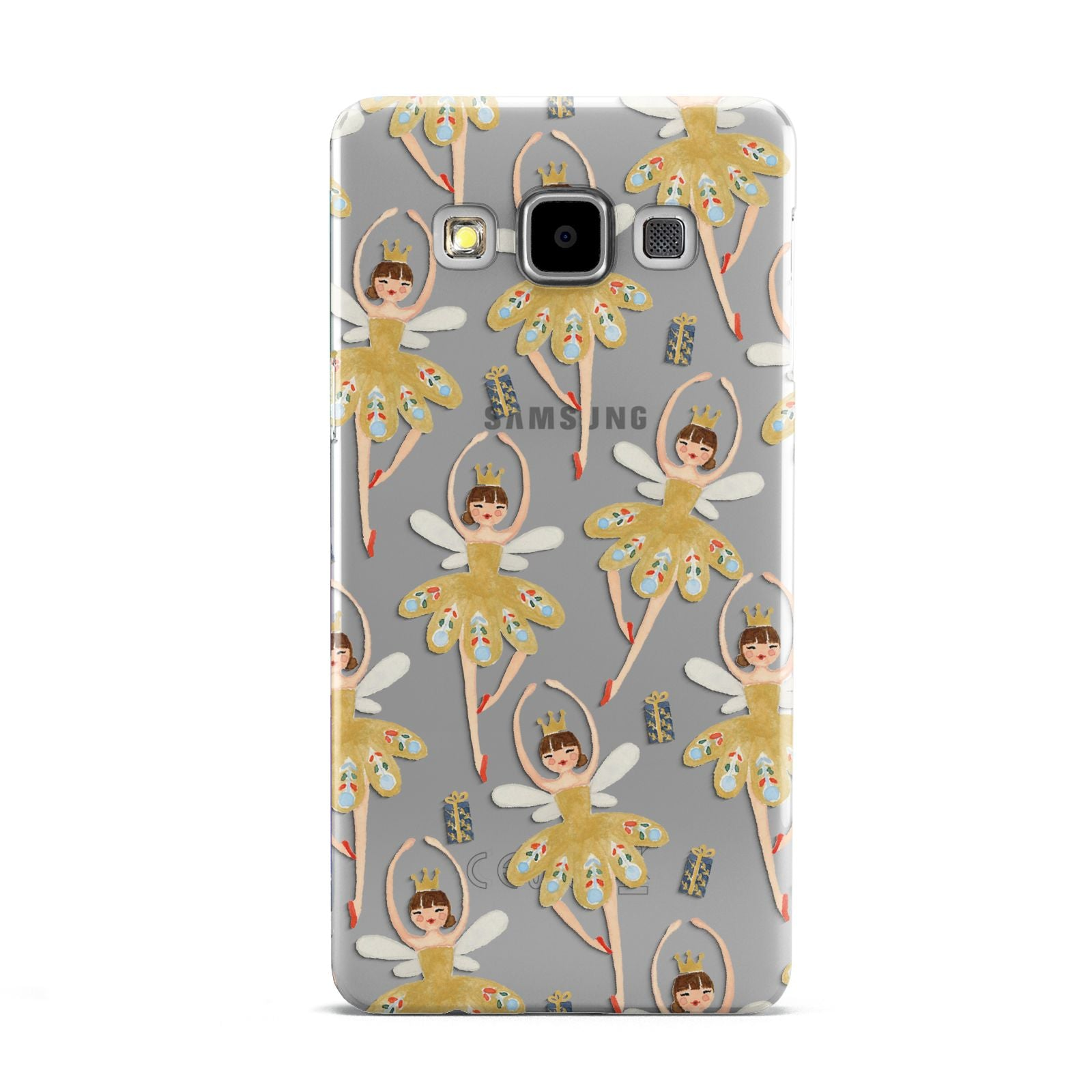 Dancing ballerina princess Samsung Galaxy A5 Case