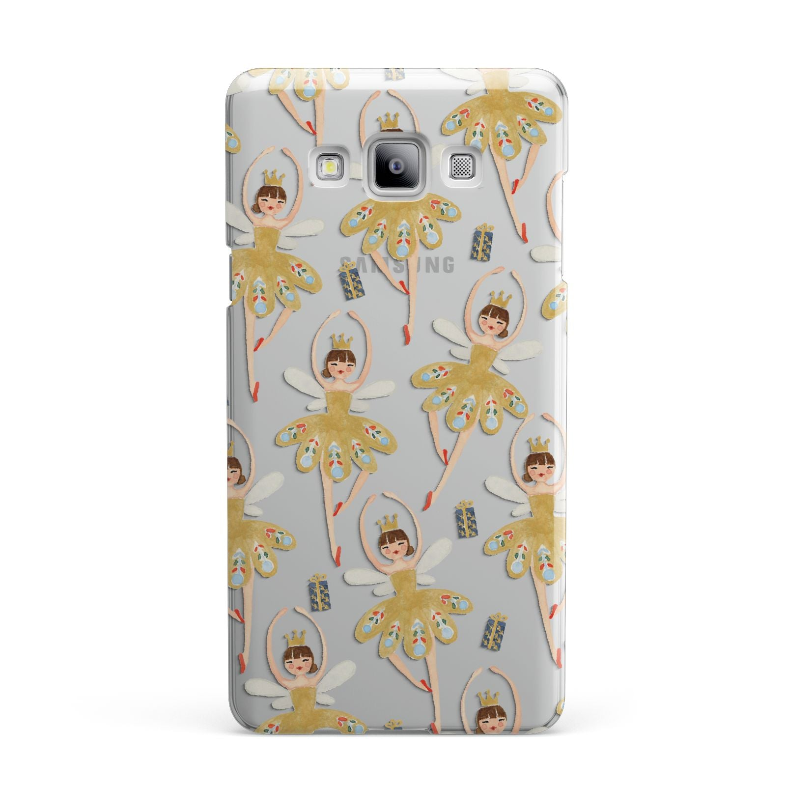 Dancing ballerina princess Samsung Galaxy A7 2015 Case