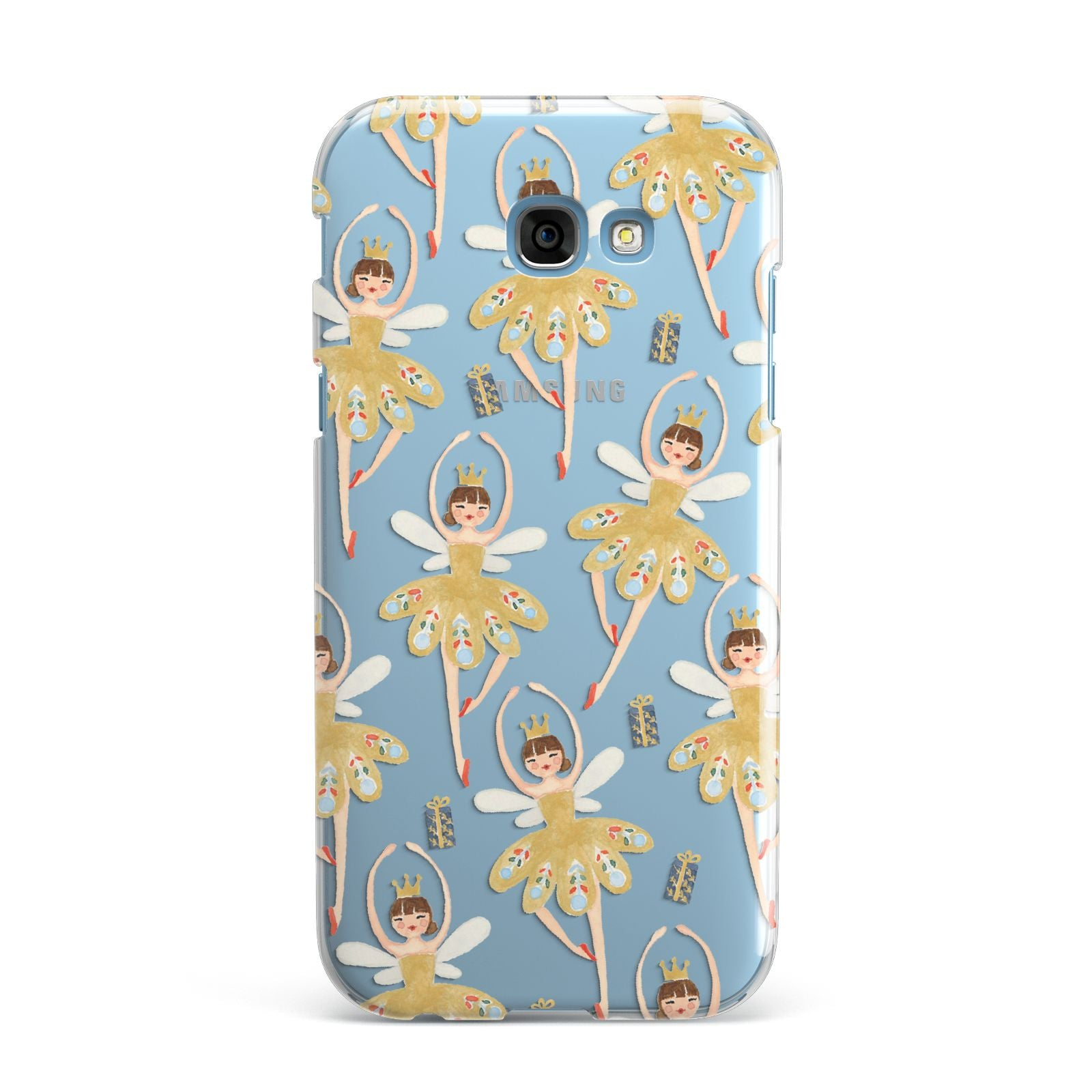 Dancing ballerina princess Samsung Galaxy A7 2017 Case