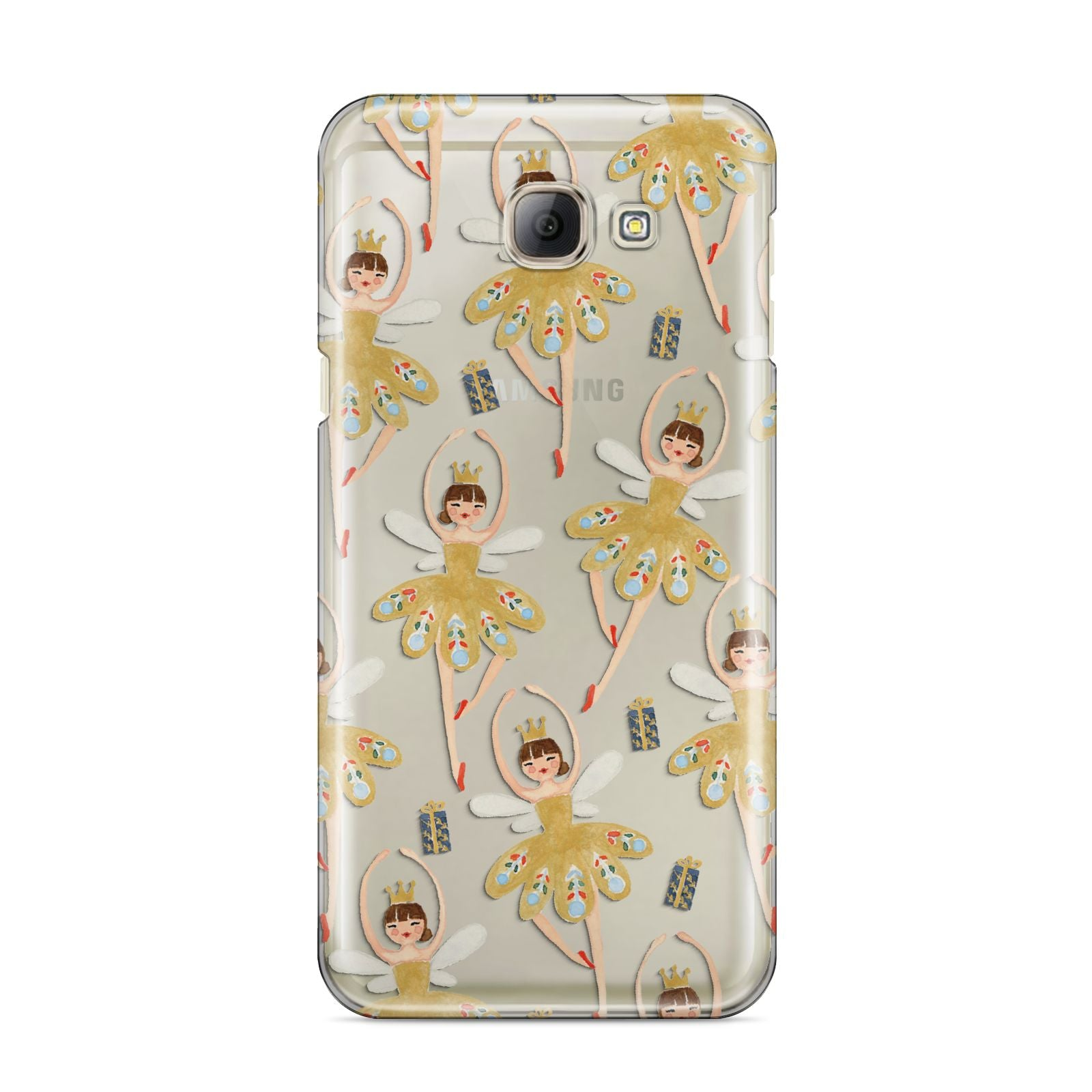 Dancing ballerina princess Samsung Galaxy A8 2016 Case