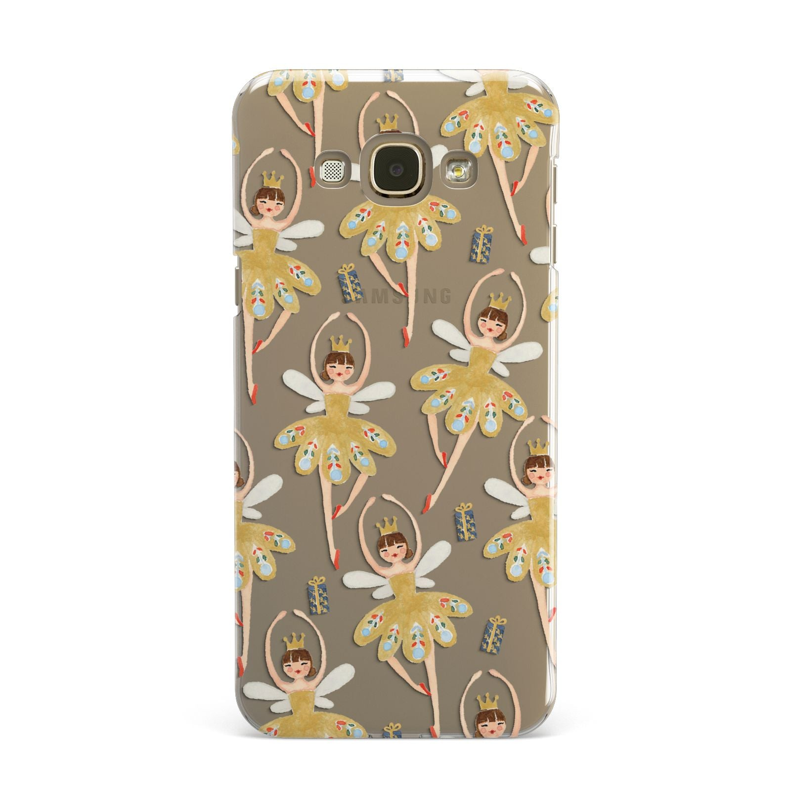 Dancing ballerina princess Samsung Galaxy A8 Case