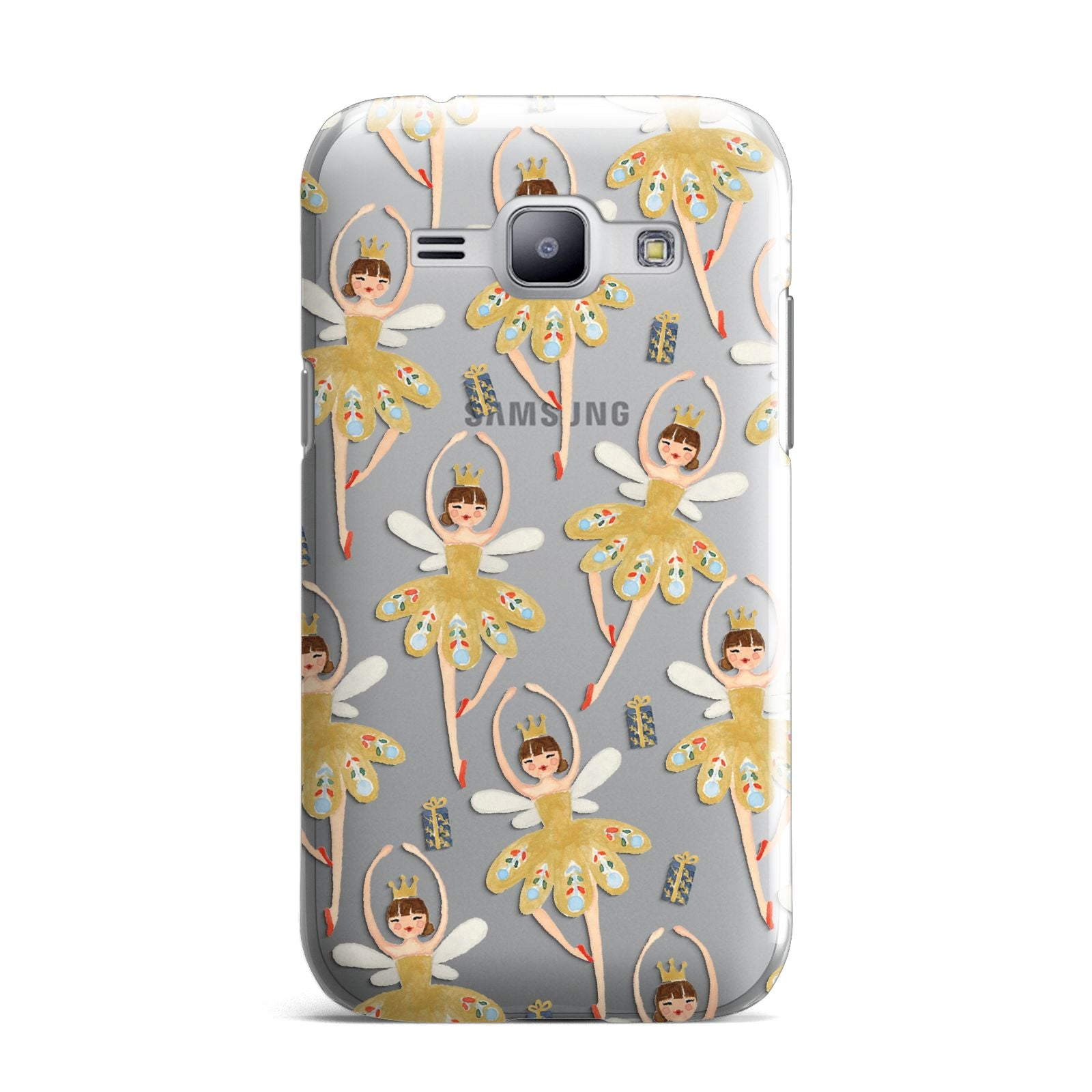 Dancing ballerina princess Samsung Galaxy J1 2015 Case