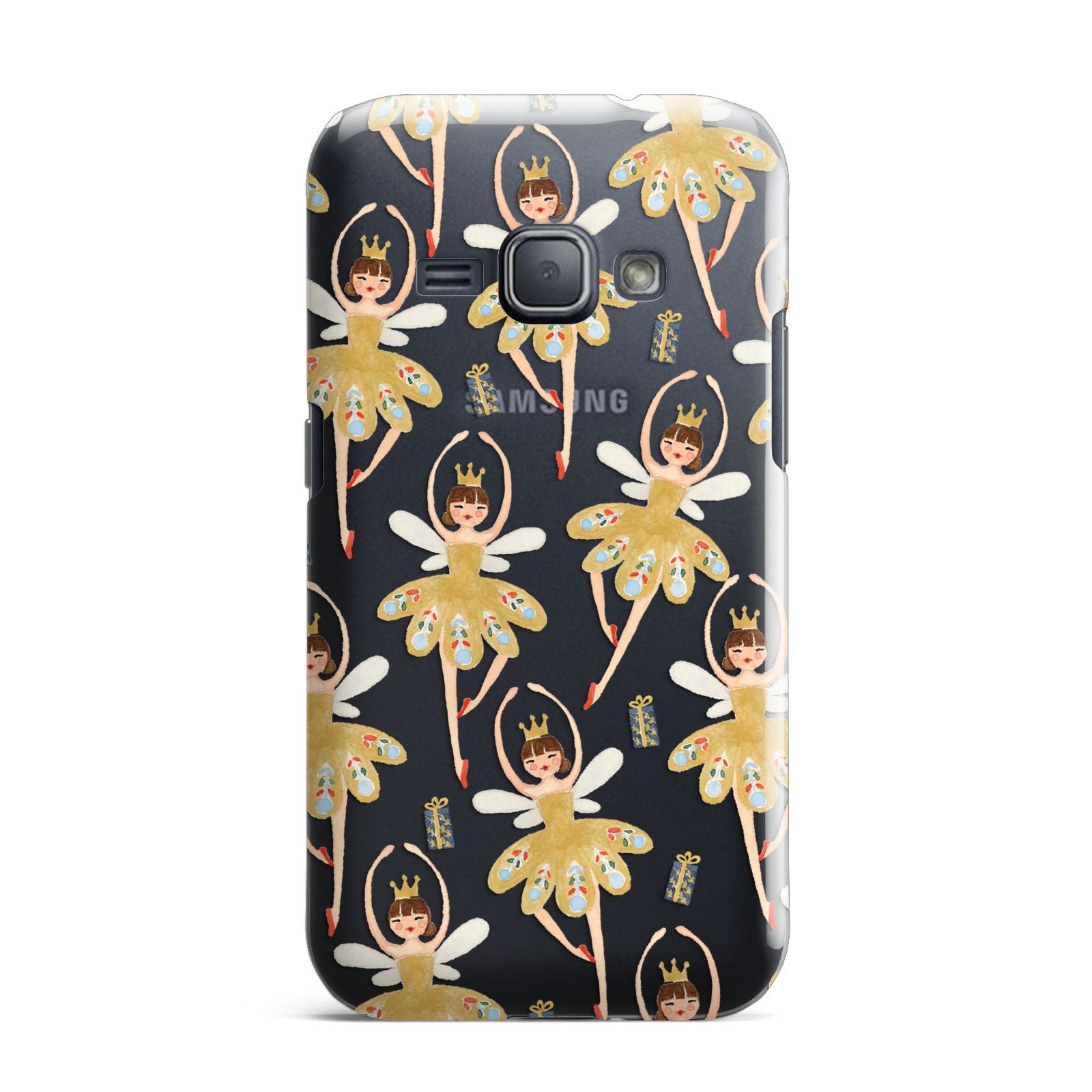 Dancing ballerina princess Samsung Galaxy J1 2016 Case