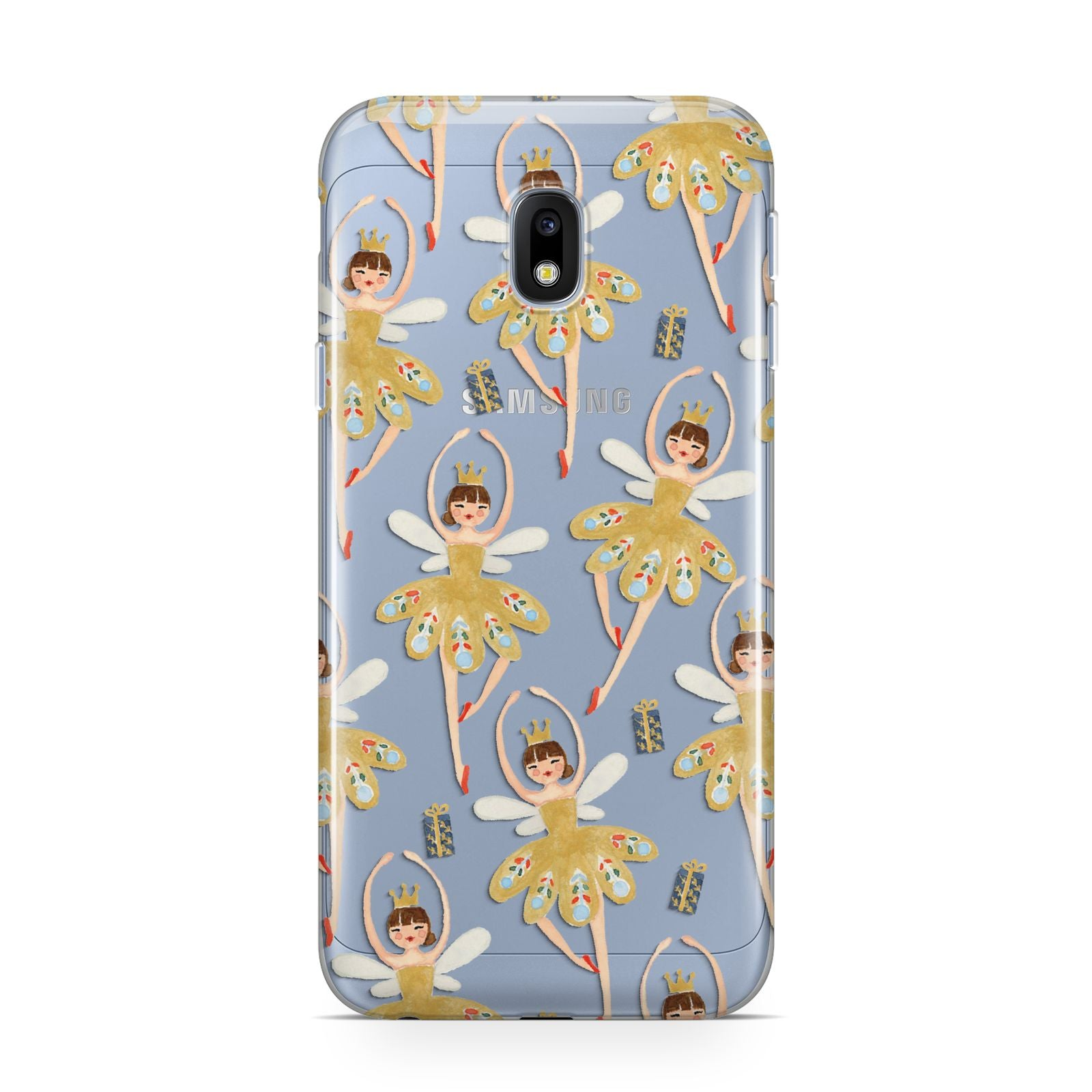 Dancing ballerina princess Samsung Galaxy J3 2017 Case