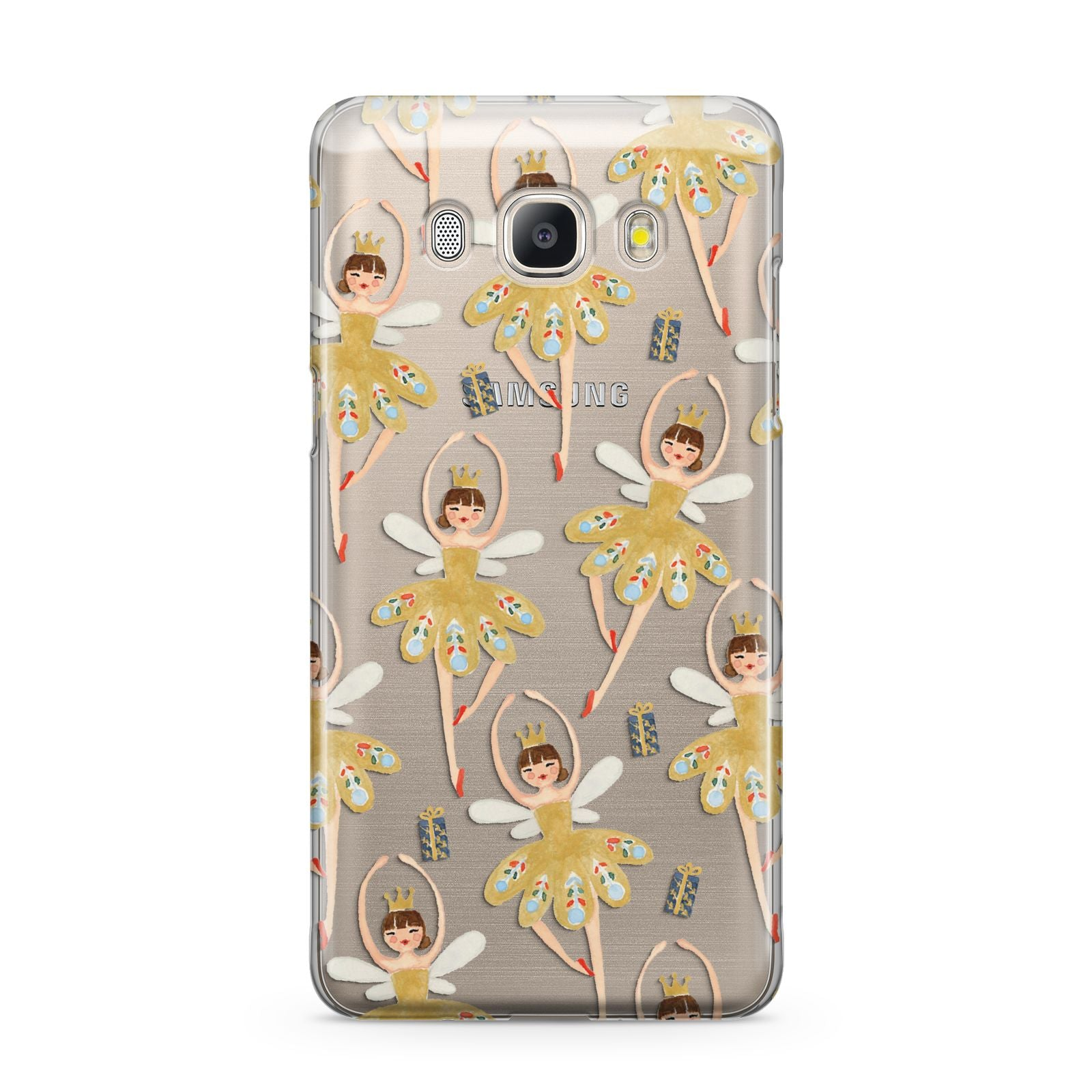 Dancing ballerina princess Samsung Galaxy J5 2016 Case