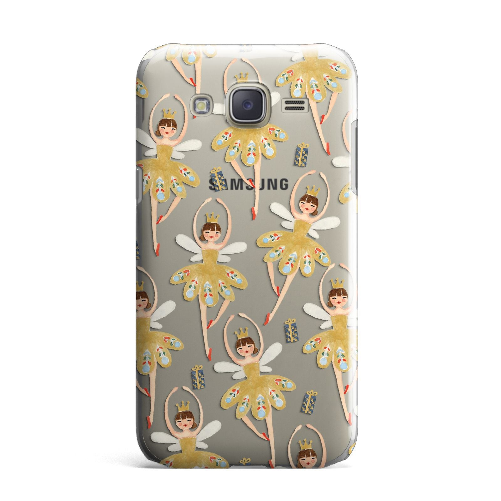 Dancing ballerina princess Samsung Galaxy J7 Case
