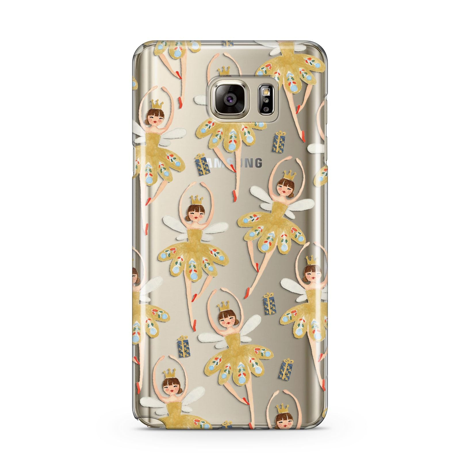Dancing ballerina princess Samsung Galaxy Note 5 Case