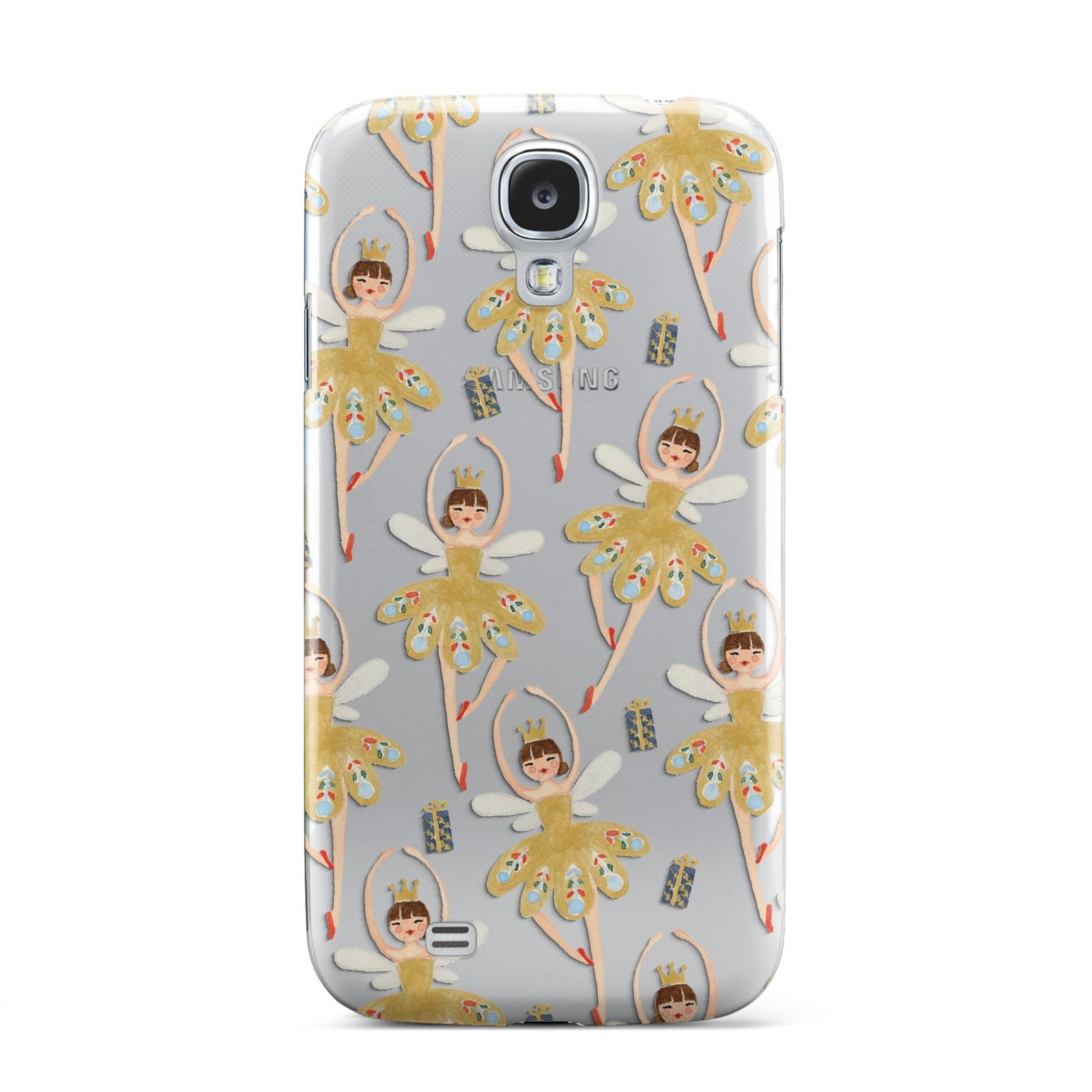 Dancing ballerina princess Samsung Galaxy S4 Case
