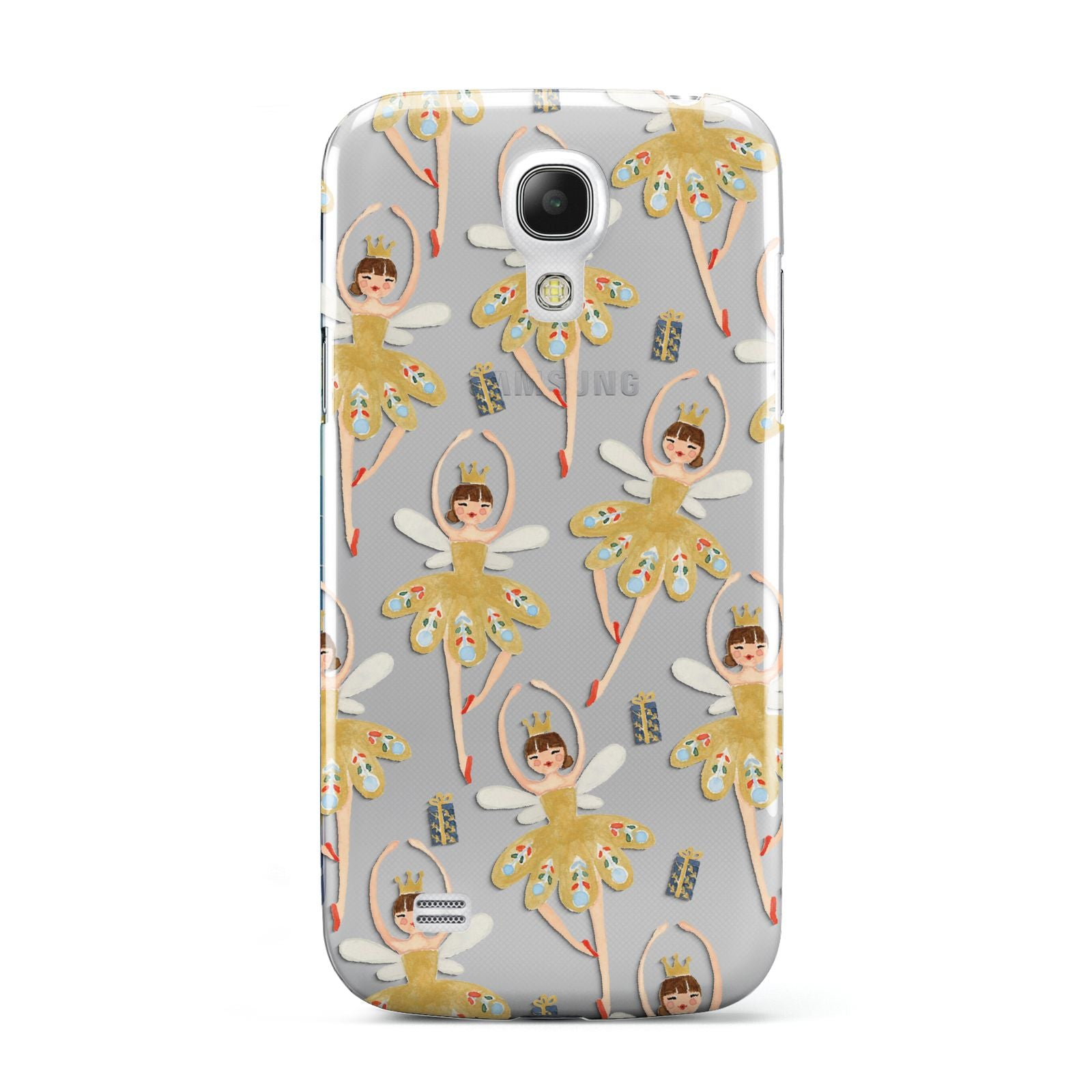 Dancing ballerina princess Samsung Galaxy S4 Mini Case