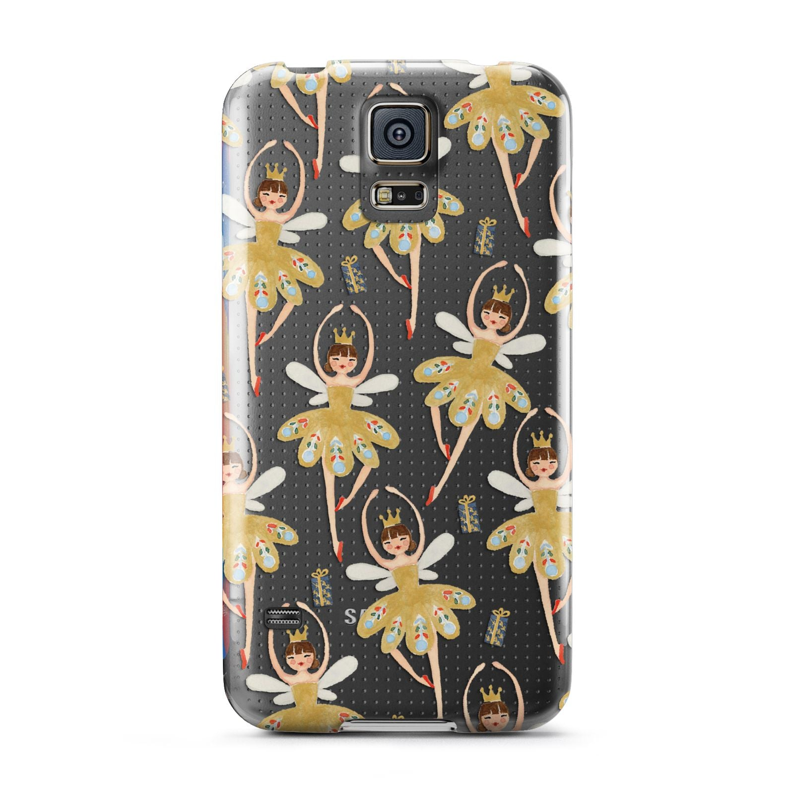 Dancing ballerina princess Samsung Galaxy S5 Case
