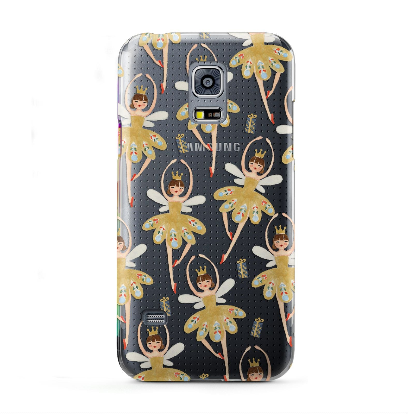 Dancing ballerina princess Samsung Galaxy S5 Mini Case