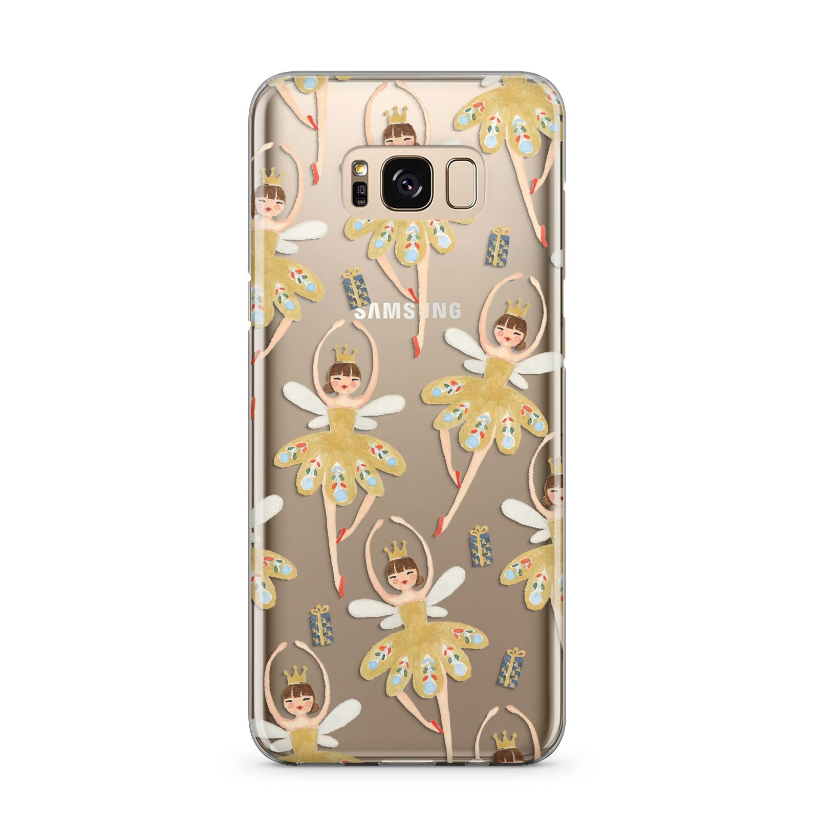 Dancing ballerina princess Samsung Galaxy S8 Plus Case