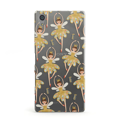 Dancing ballerina princess Sony Case