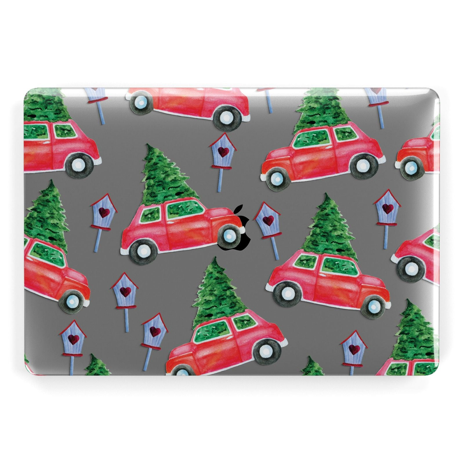 Driving home for Christmas Apple MacBook Case
