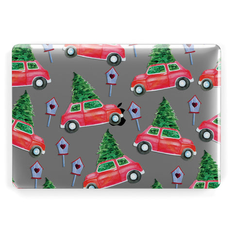 Driving home for Christmas Macbook Case