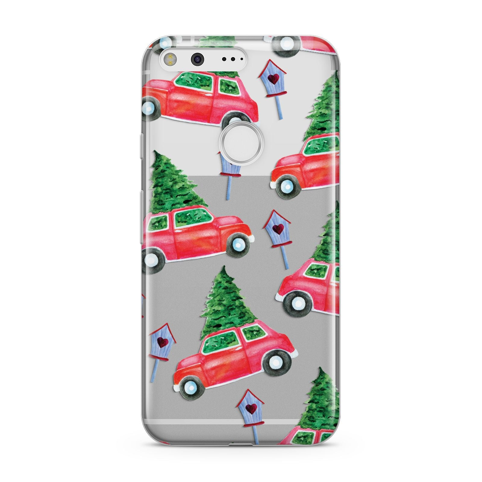 Driving home for Christmas Google Pixel Case