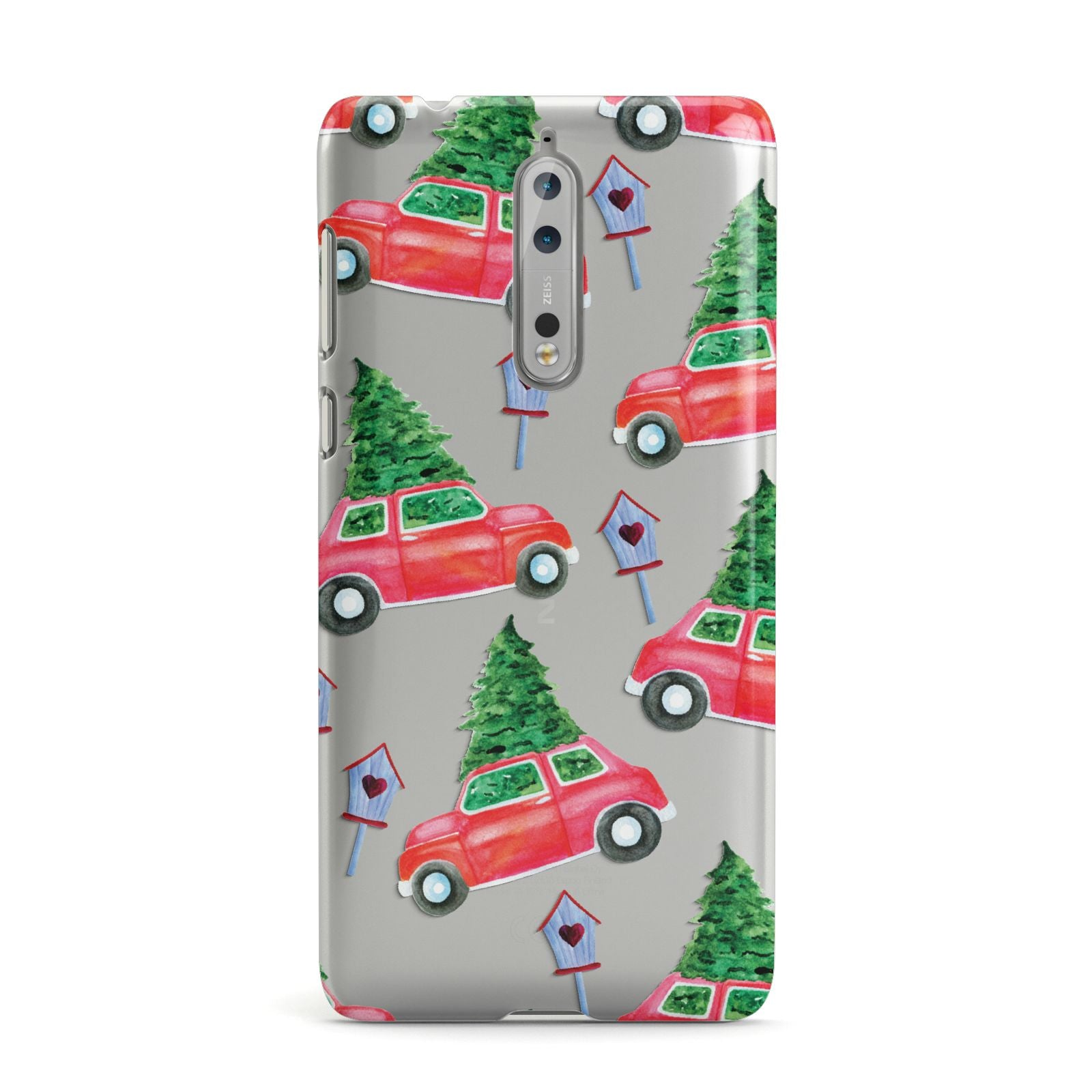 Driving home for Christmas Nokia Case