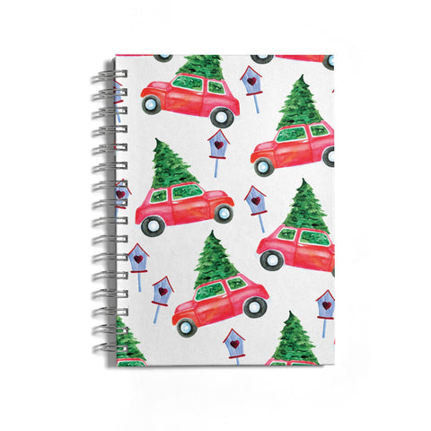 Driving home for Christmas Notebook