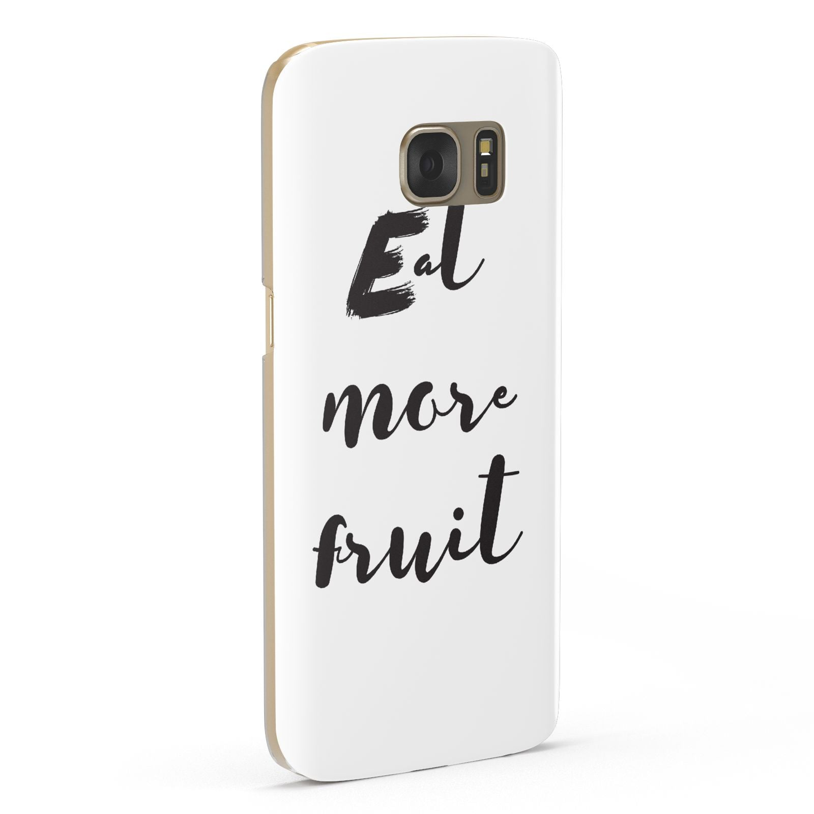 Eat More Fruit Samsung Galaxy Case Fourty Five Degrees