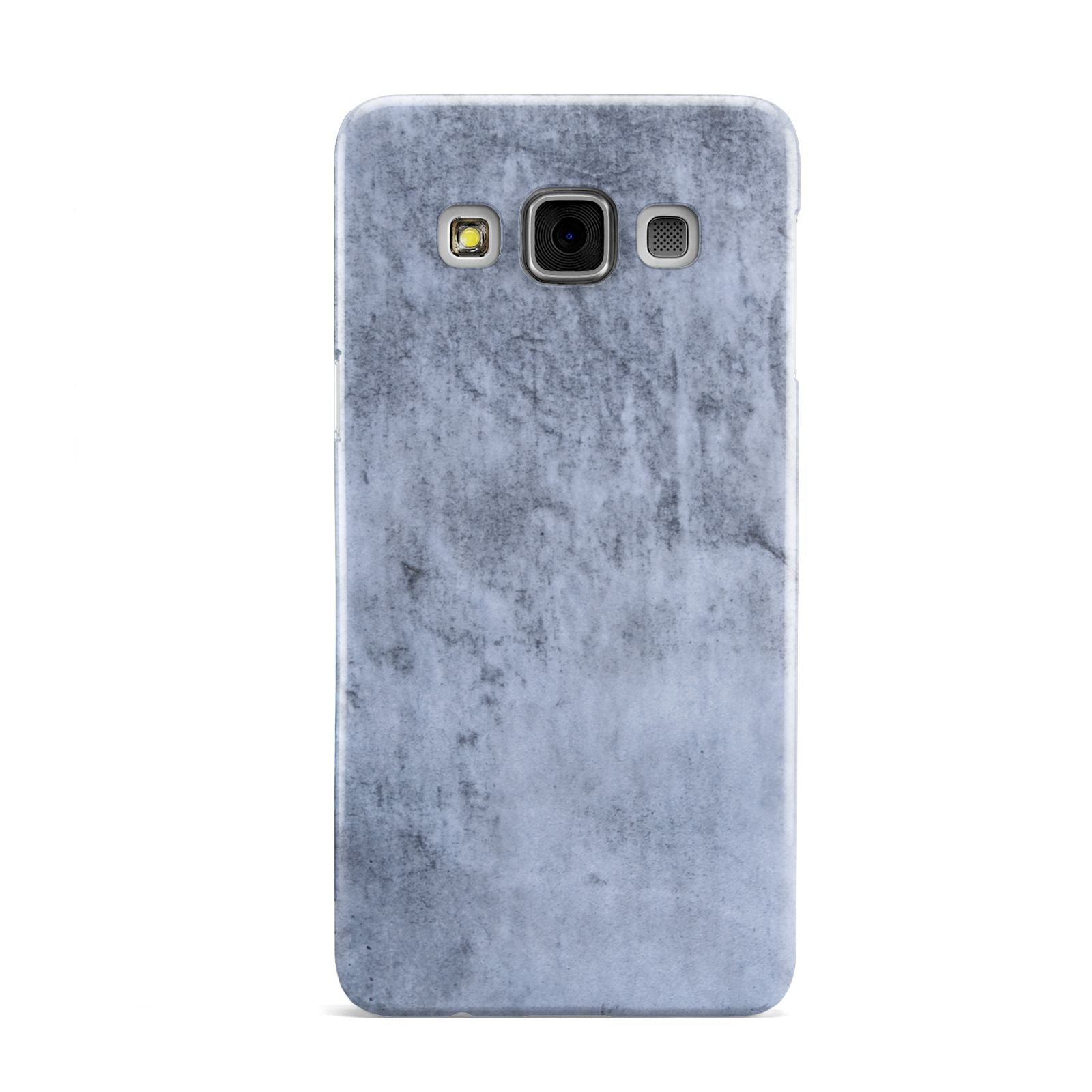 Faux Marble Dark Grey Samsung Galaxy A3 Case