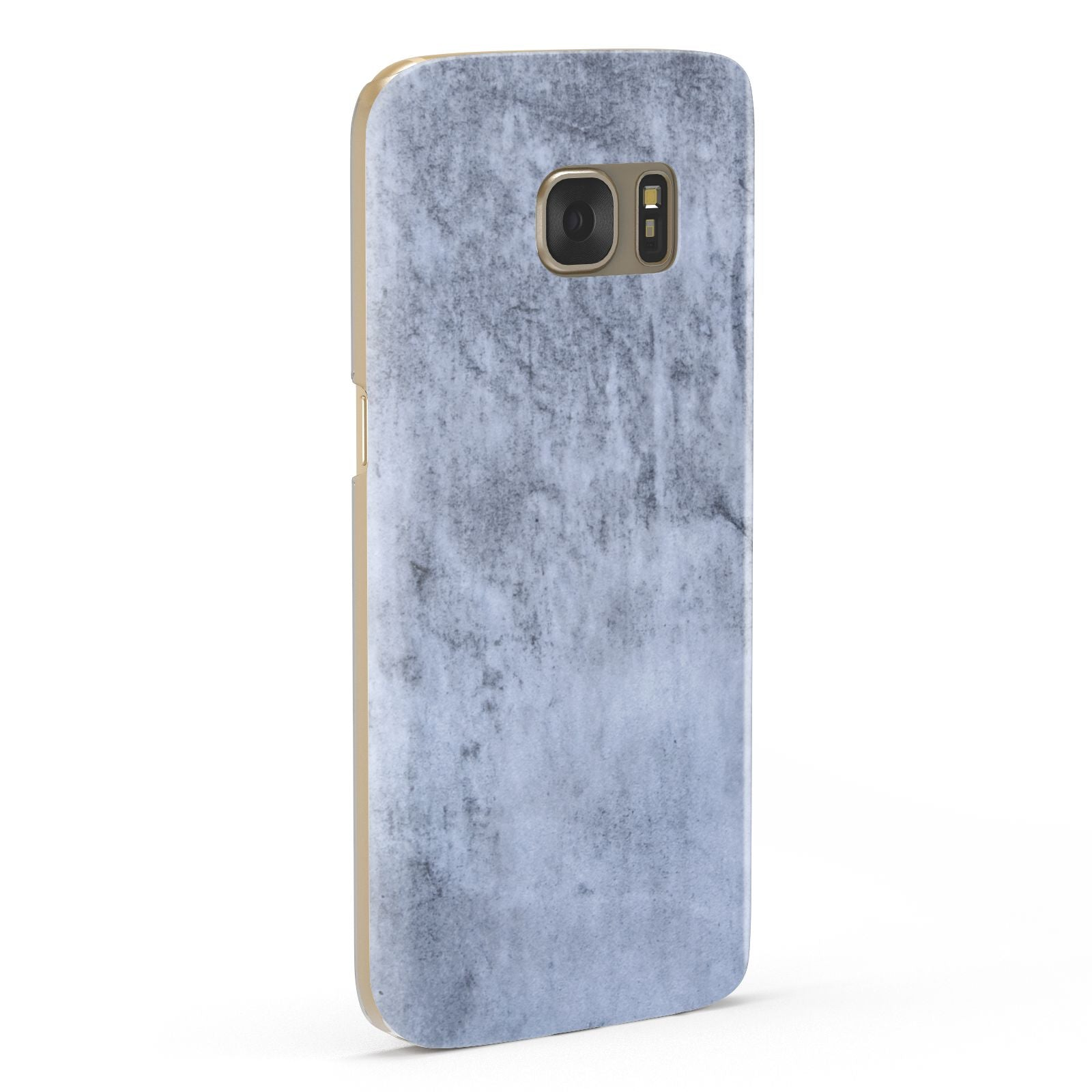 Faux Marble Dark Grey Samsung Galaxy Case Fourty Five Degrees