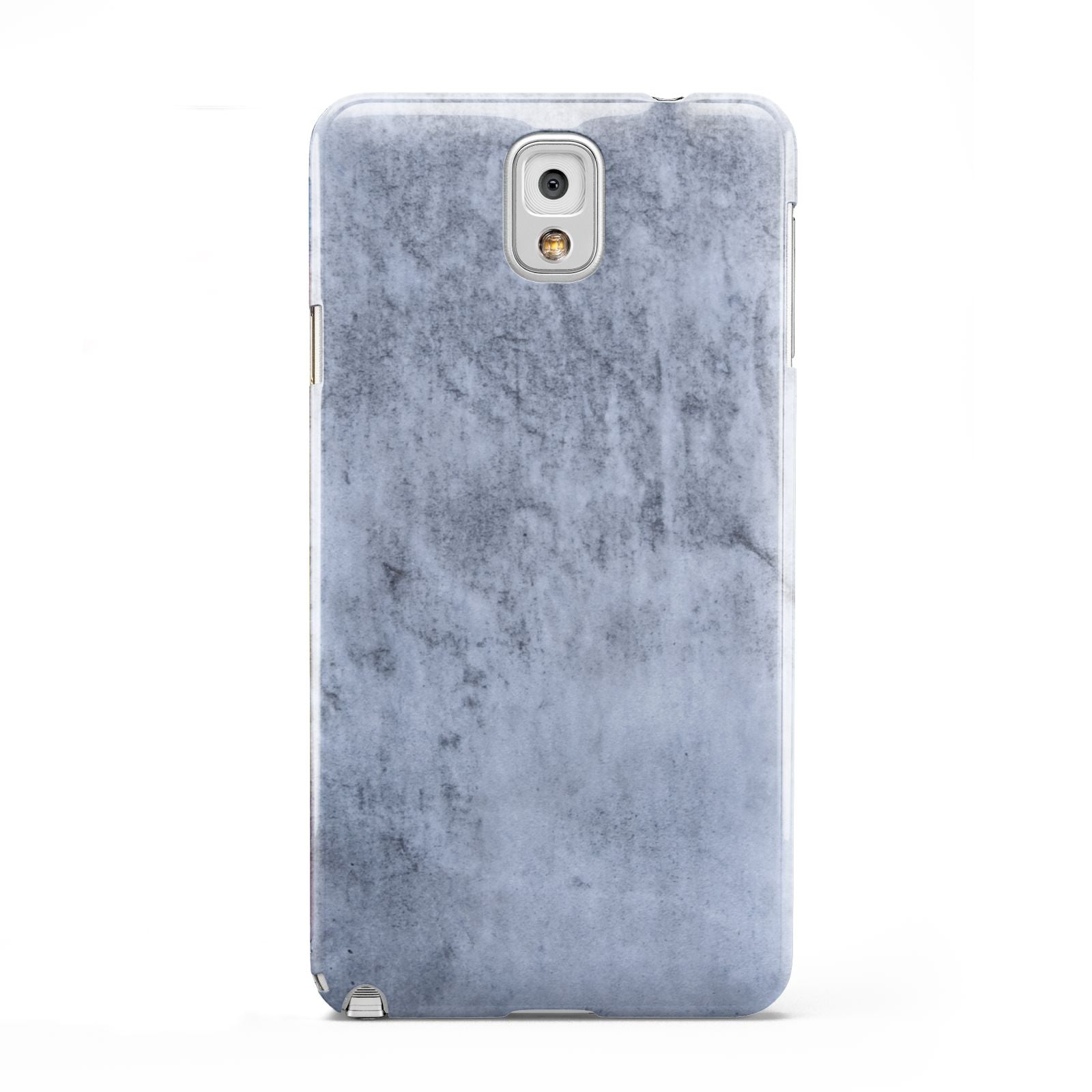 Faux Marble Dark Grey Samsung Galaxy Note 3 Case