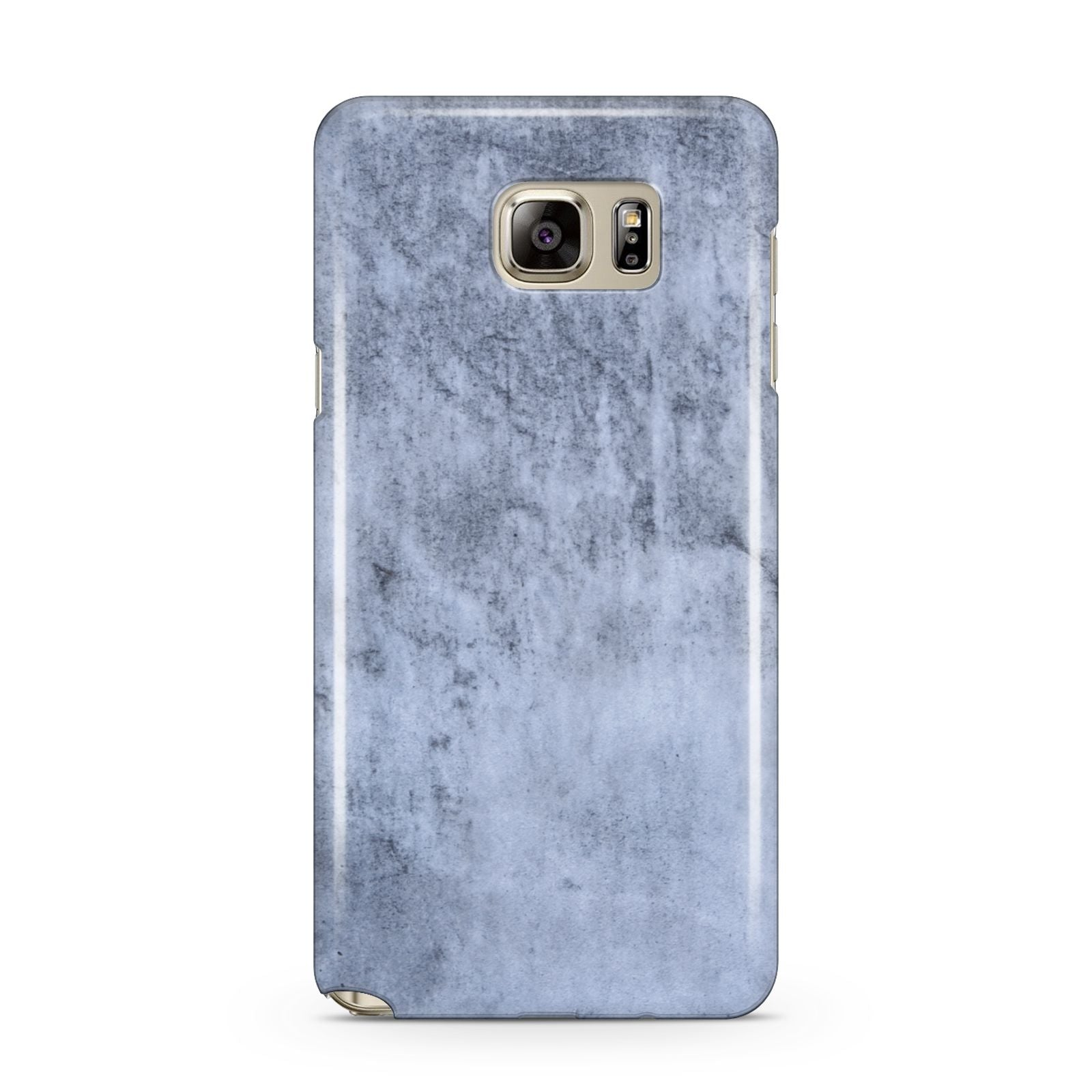 Faux Marble Dark Grey Samsung Galaxy Note 5 Case