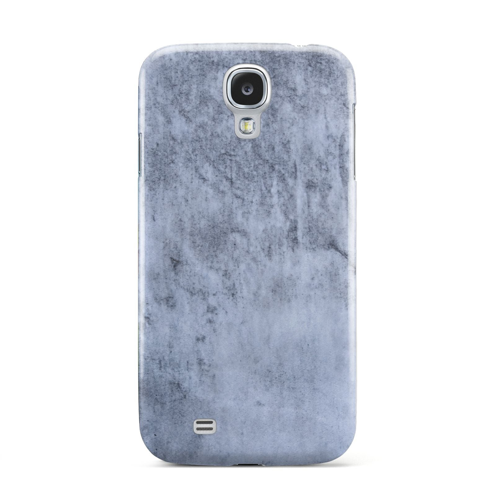 Faux Marble Dark Grey Samsung Galaxy S4 Case