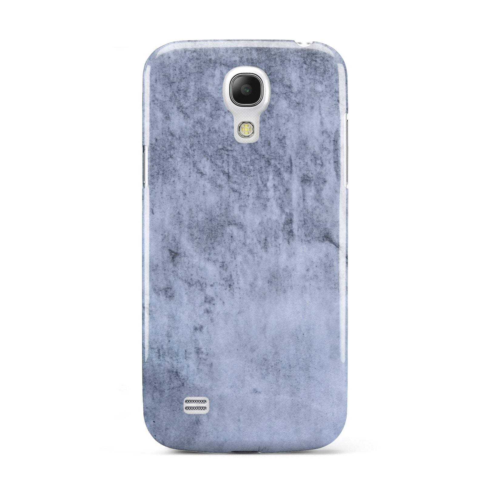 Faux Marble Dark Grey Samsung Galaxy S4 Mini Case
