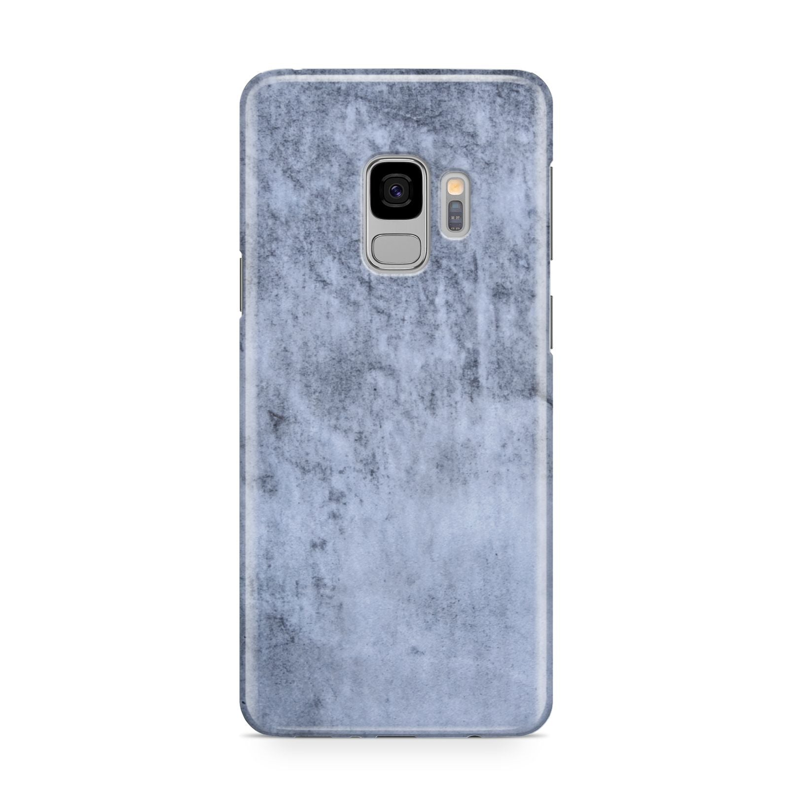 Faux Marble Dark Grey Samsung Galaxy S9 Case