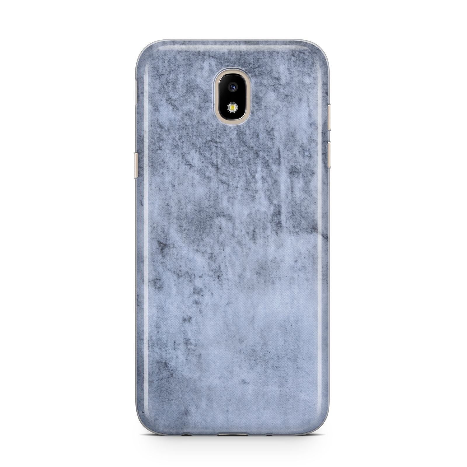 Faux Marble Dark Grey Samsung J5 2017 Case