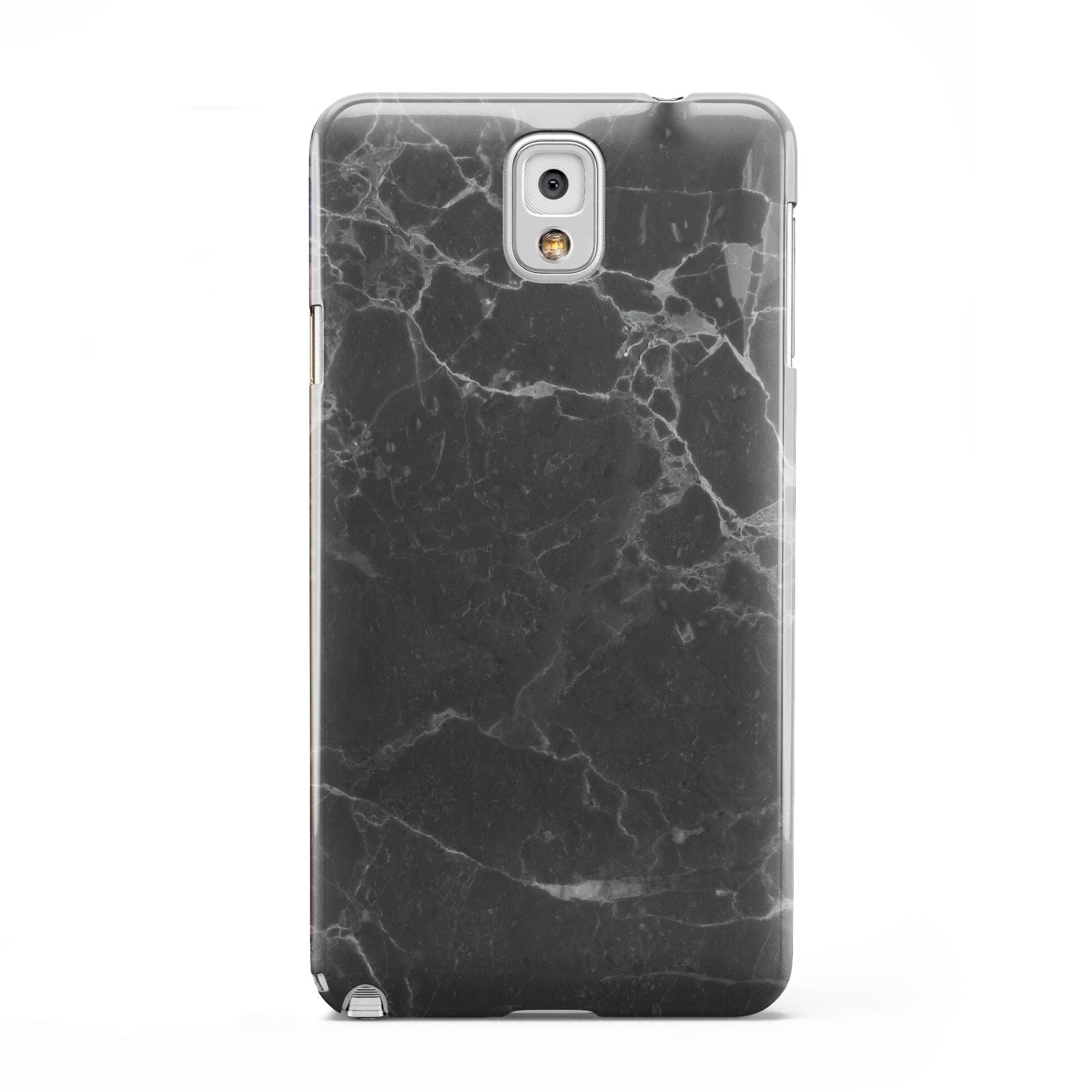 Faux Marble Effect Black Samsung Galaxy Note 3 Case