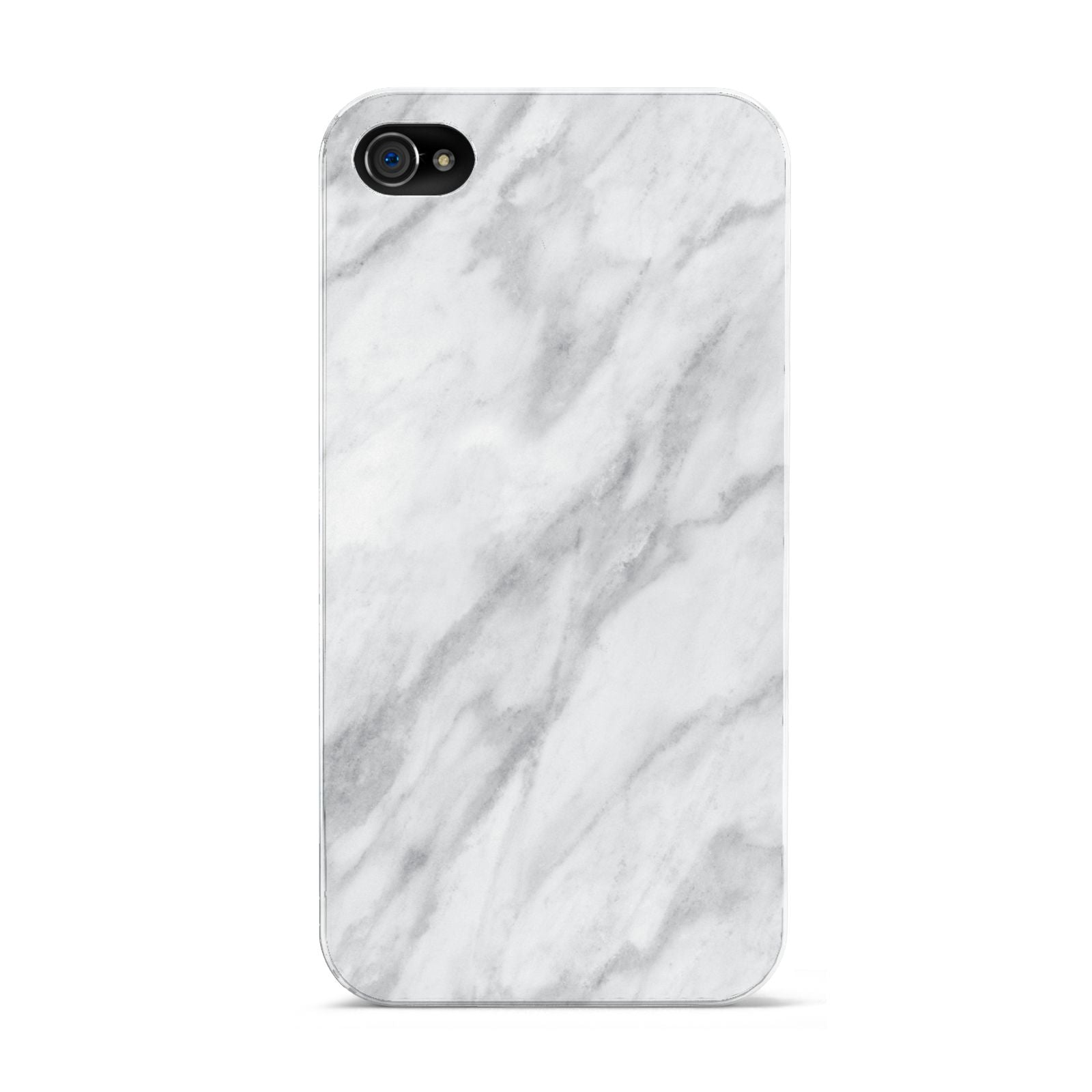 Faux Marble Effect Italian Apple iPhone 4s Case