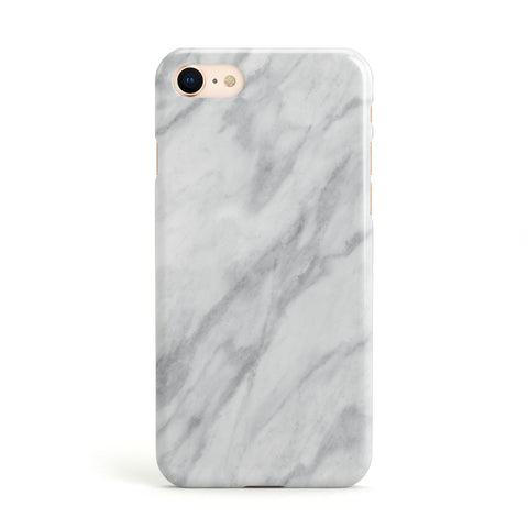 Faux Marble Effect Italian Apple iPhone Case