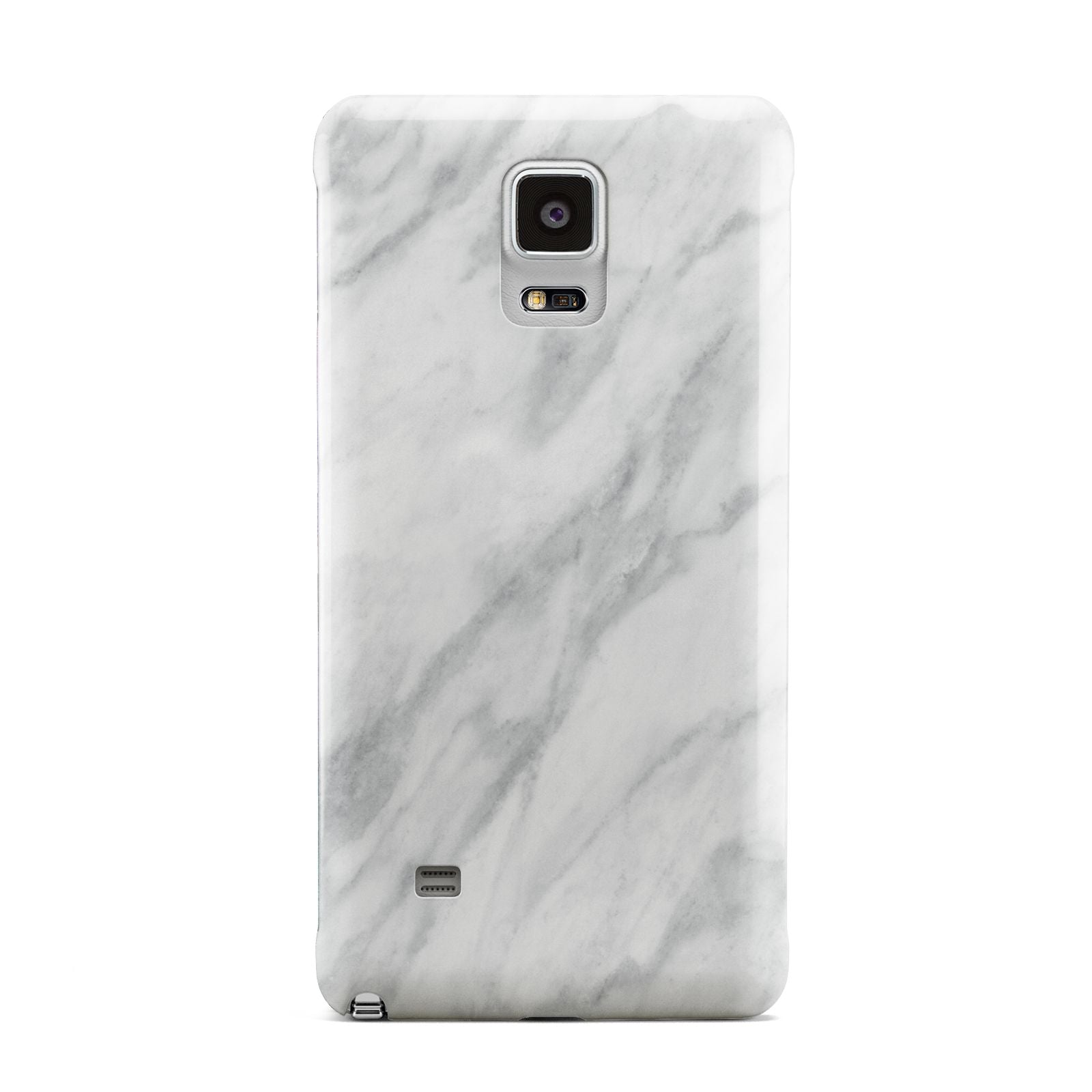 Faux Marble Effect Italian Samsung Galaxy Note 4 Case