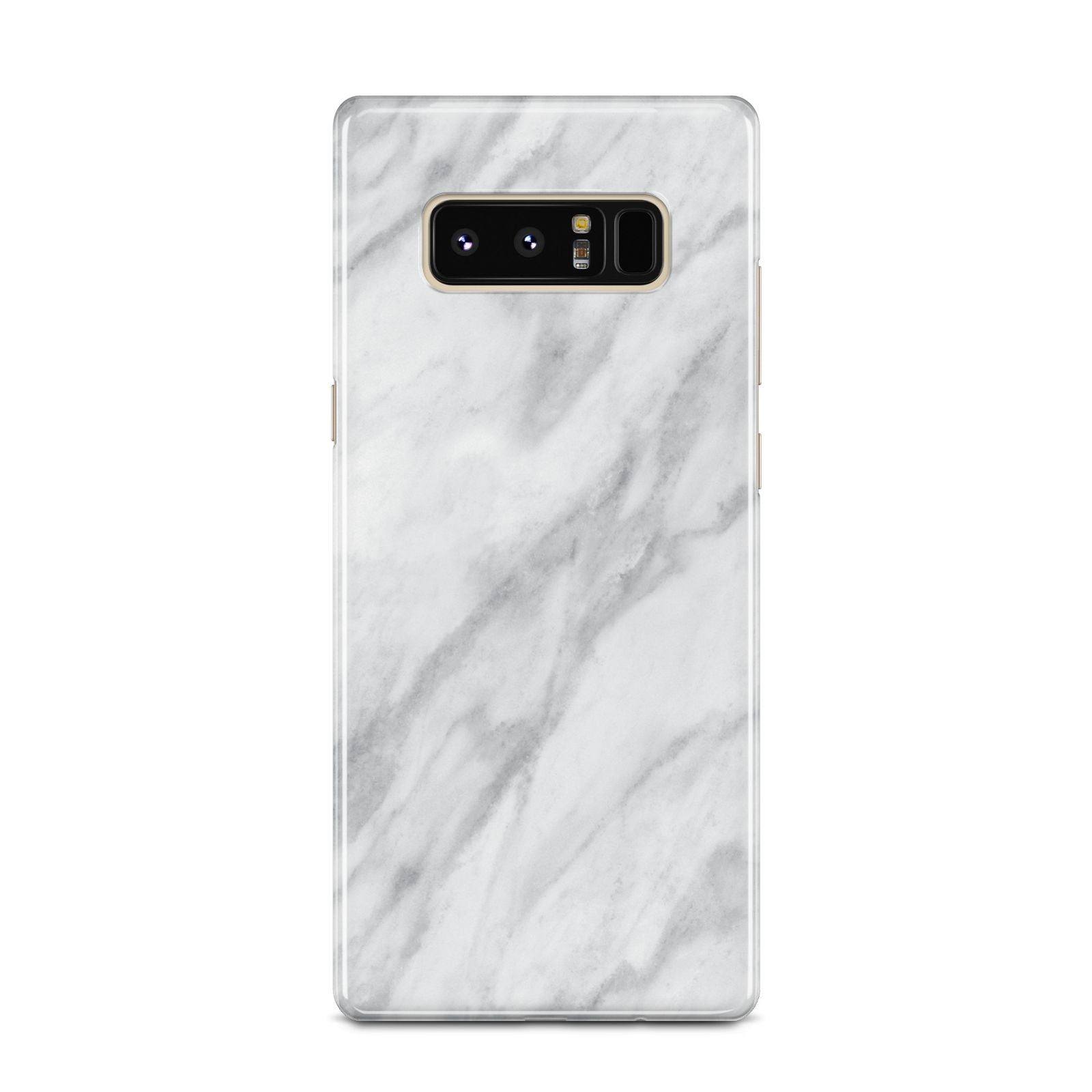 Faux Marble Effect Italian Samsung Galaxy Note 8 Case