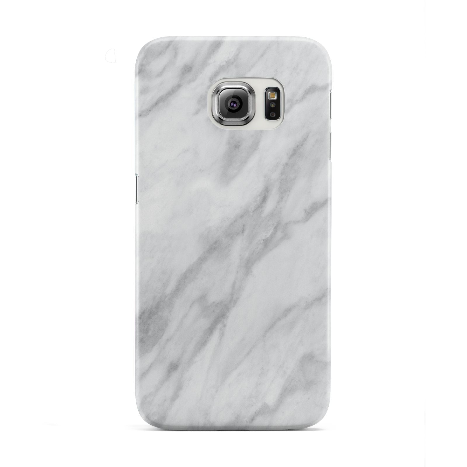 Faux Marble Effect Italian Samsung Galaxy S6 Edge Case