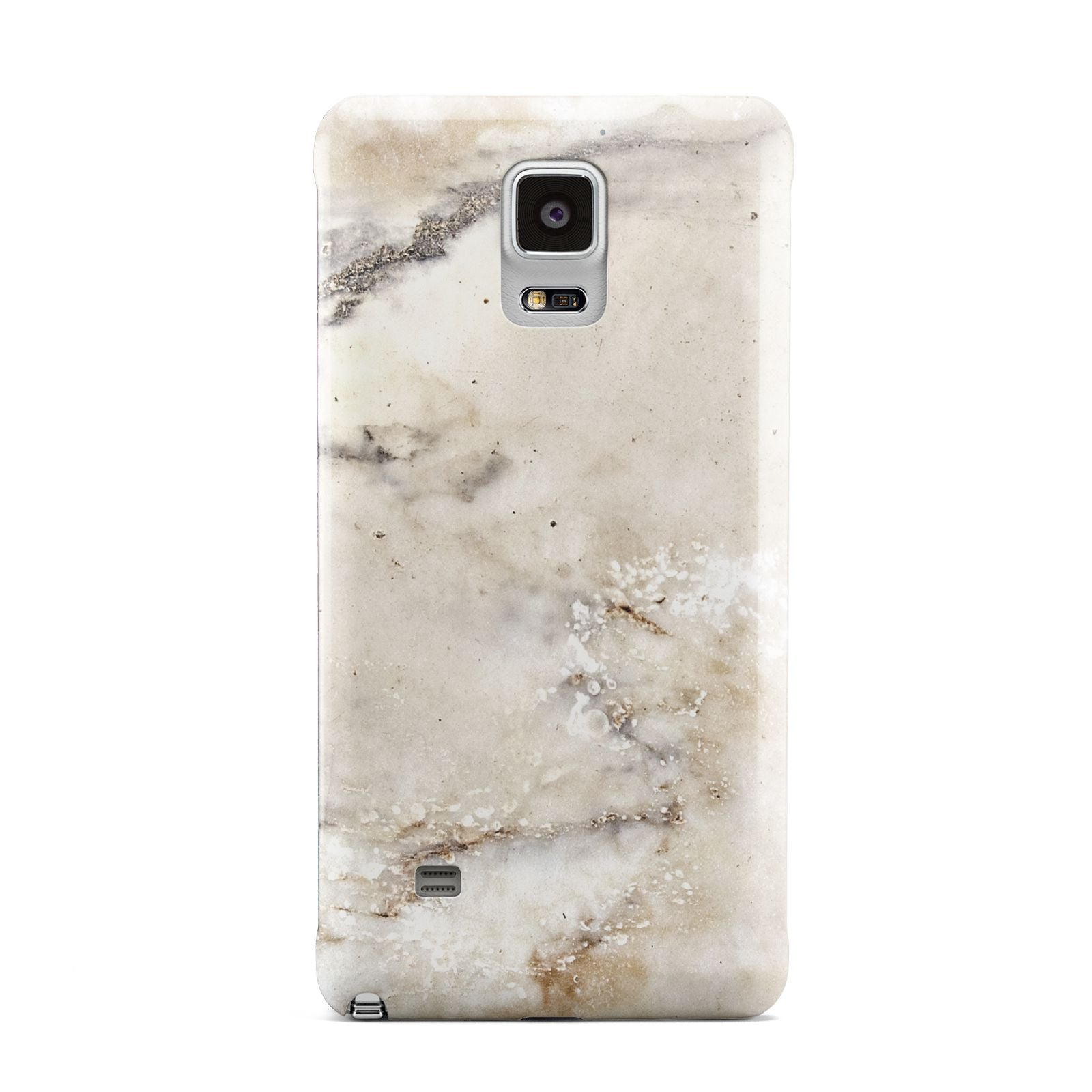 Faux Marble Effect Print Samsung Galaxy Note 4 Case