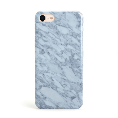 Faux Marble Grey 2 Apple iPhone Case