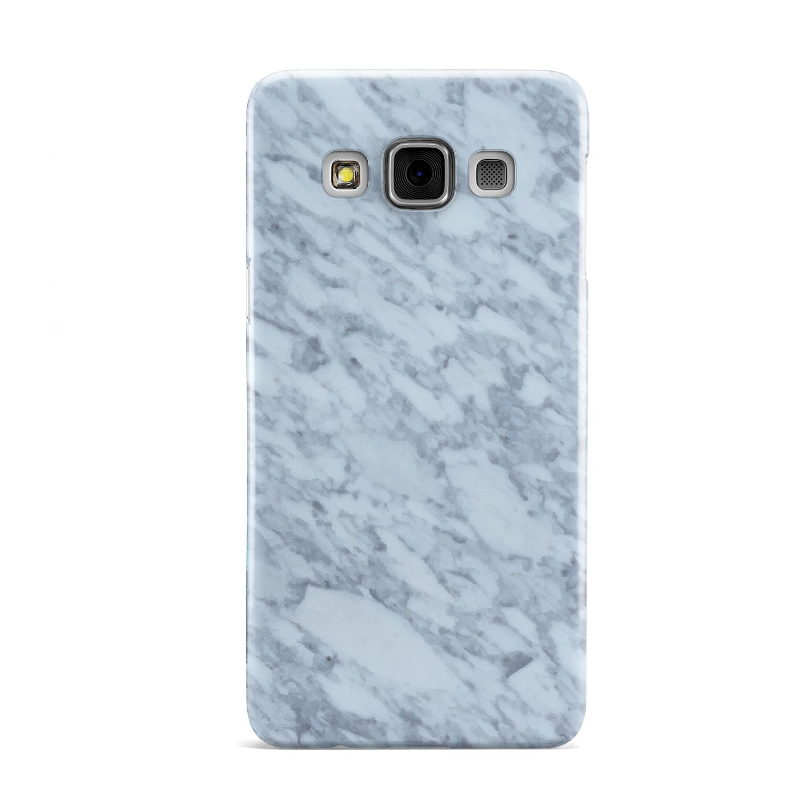 Faux Marble Grey 2 Samsung Galaxy A3 Case