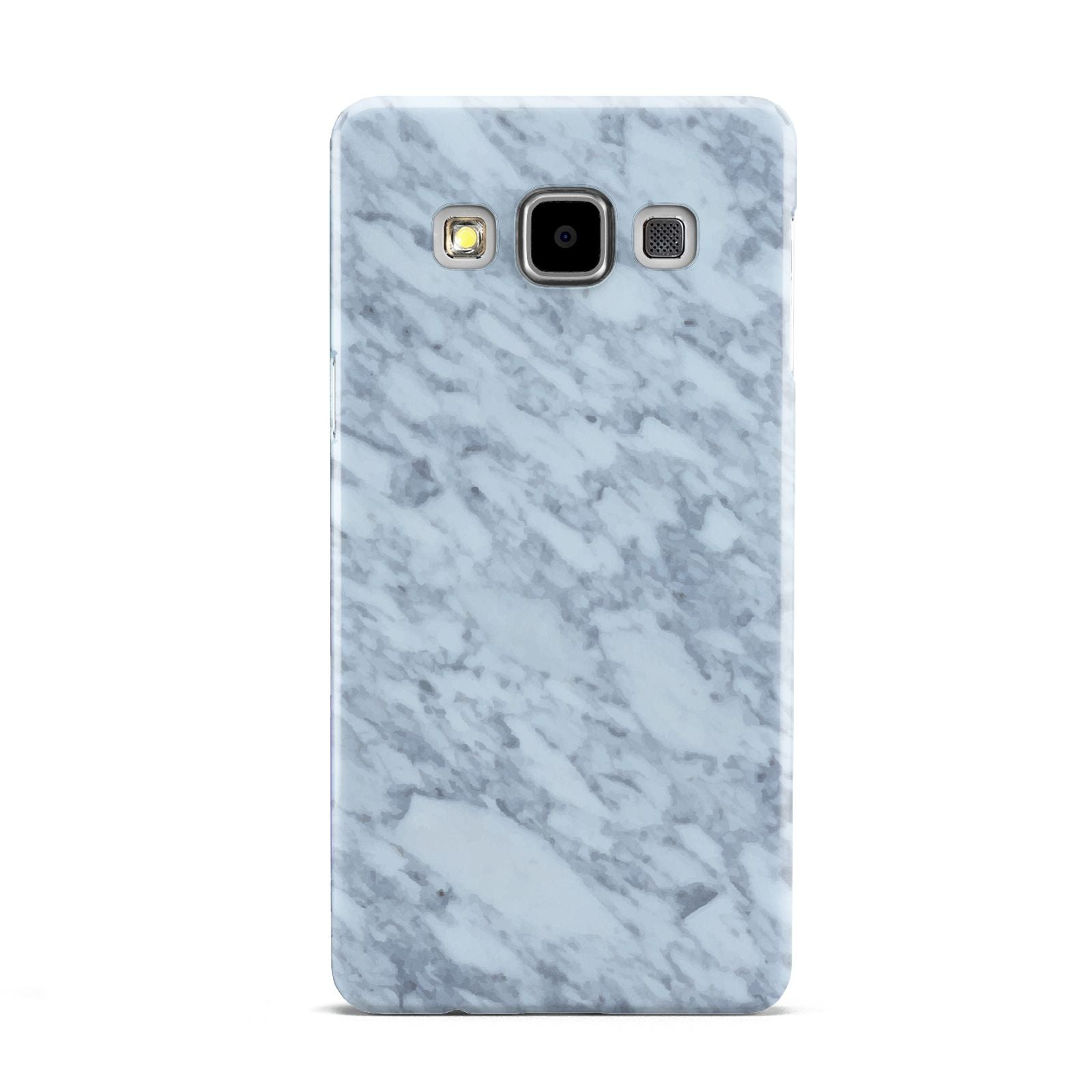 Faux Marble Grey 2 Samsung Galaxy A5 Case