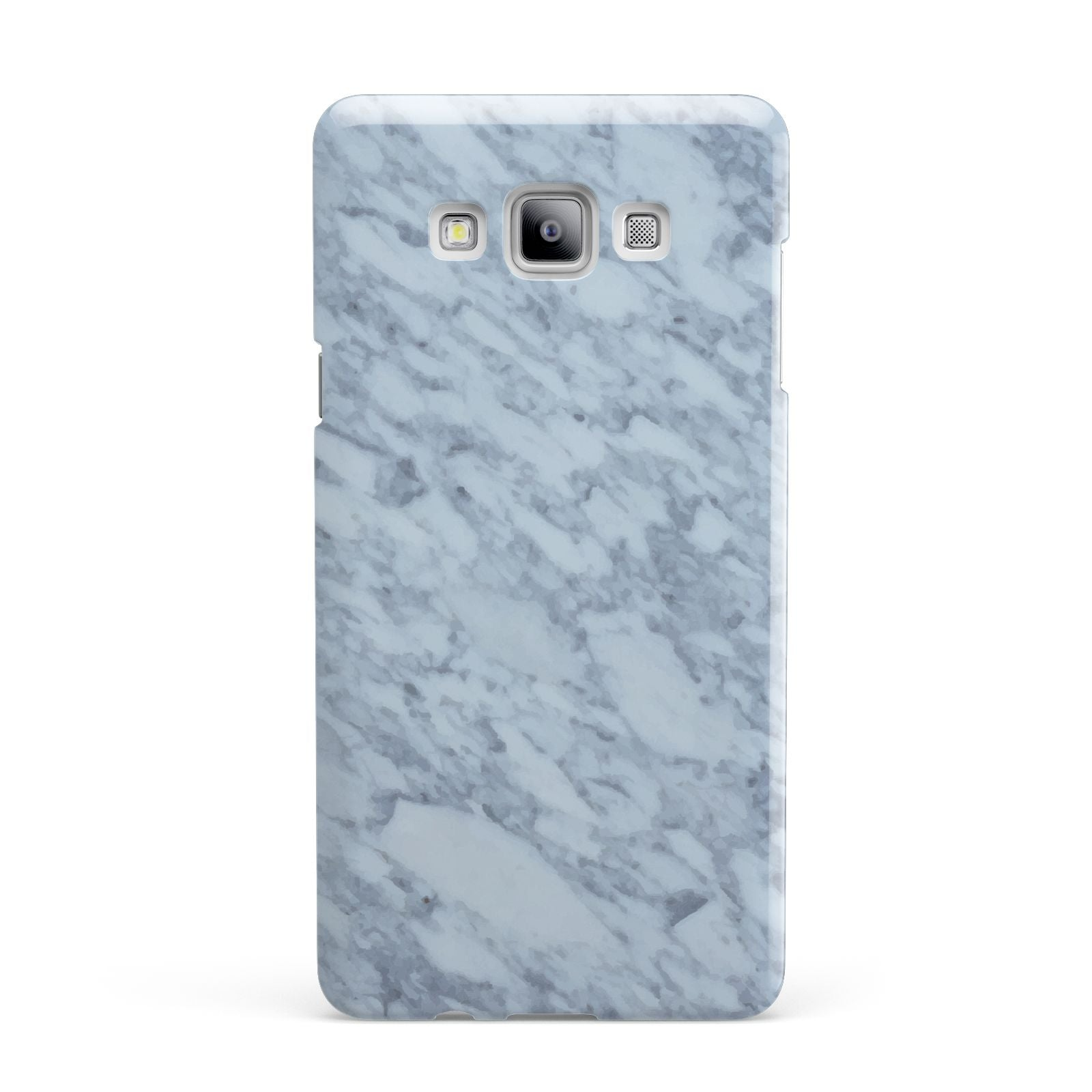 Faux Marble Grey 2 Samsung Galaxy A7 2015 Case