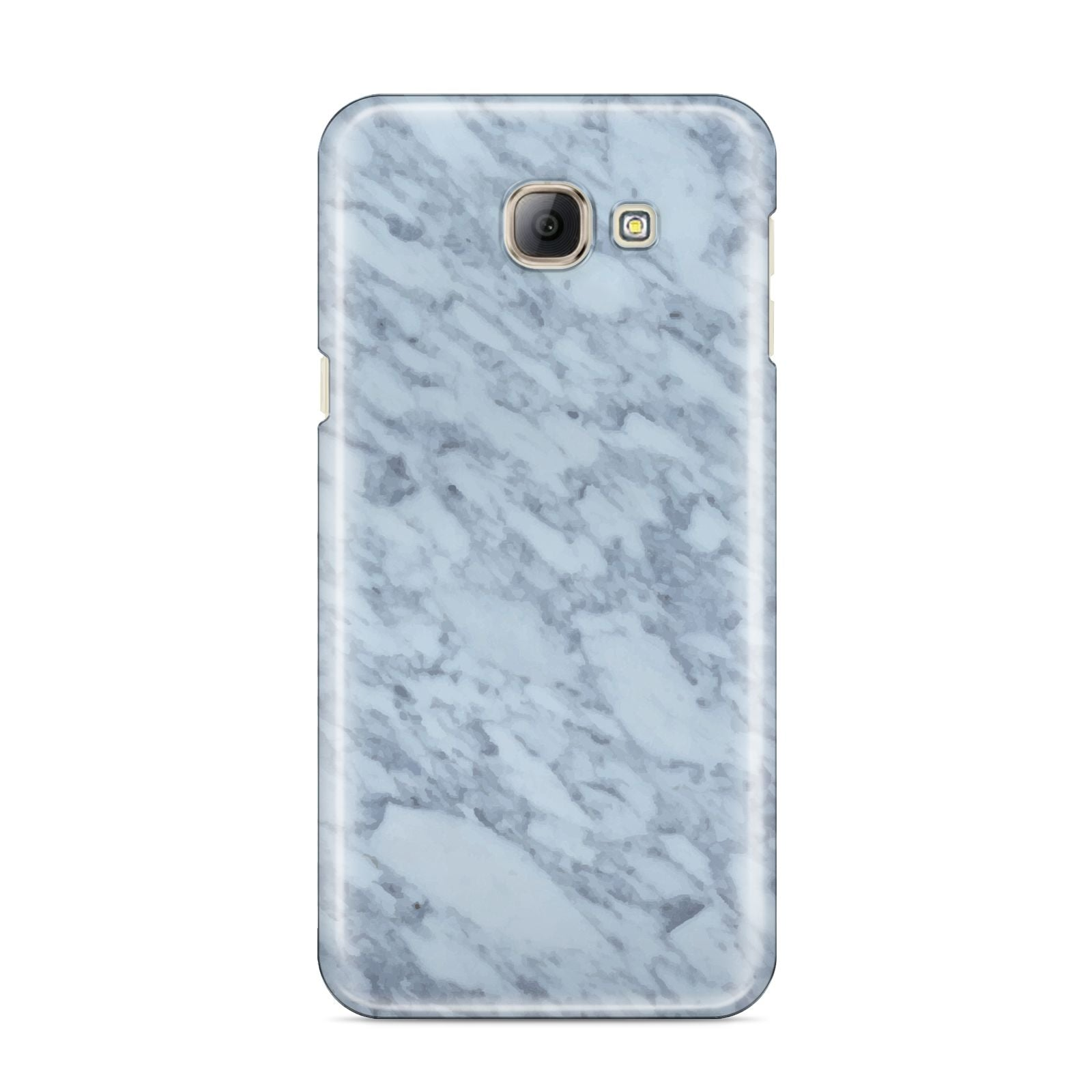 Faux Marble Grey 2 Samsung Galaxy A8 2016 Case