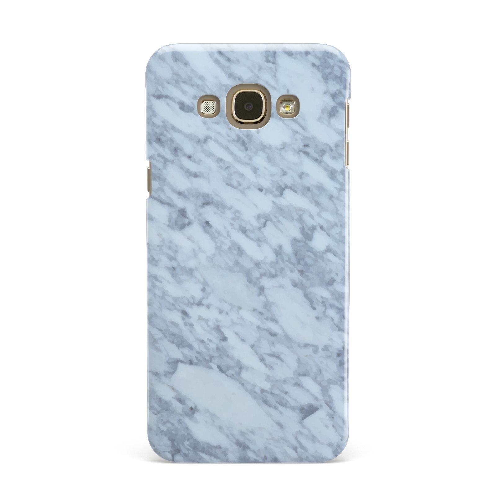 Faux Marble Grey 2 Samsung Galaxy A8 Case
